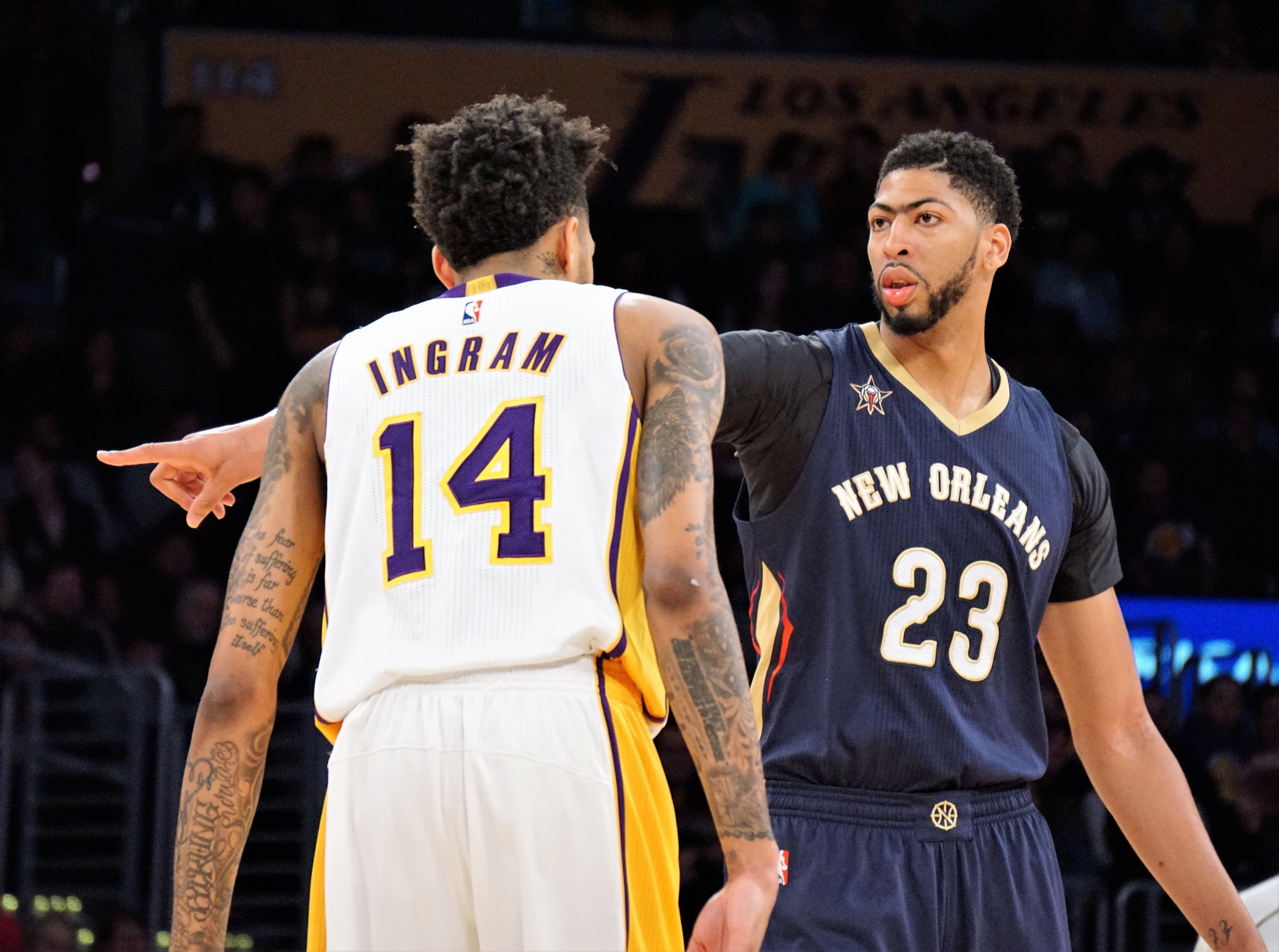 Ranking the Los Angeles Lakers Top 5 assets in an Anthony Davis trade