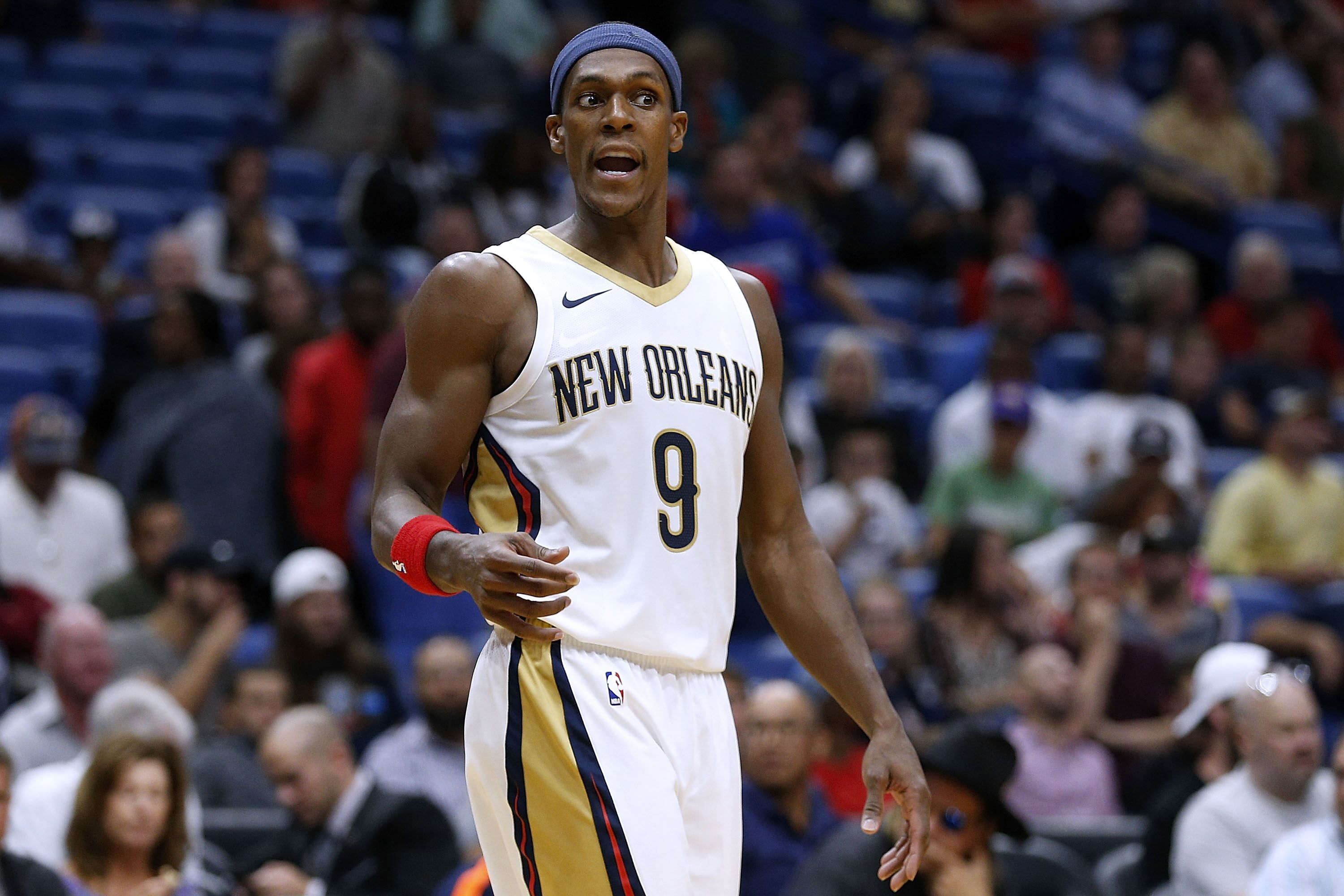 Fantasy Basketball: It's Time To Stash Rondo On Your Rosters