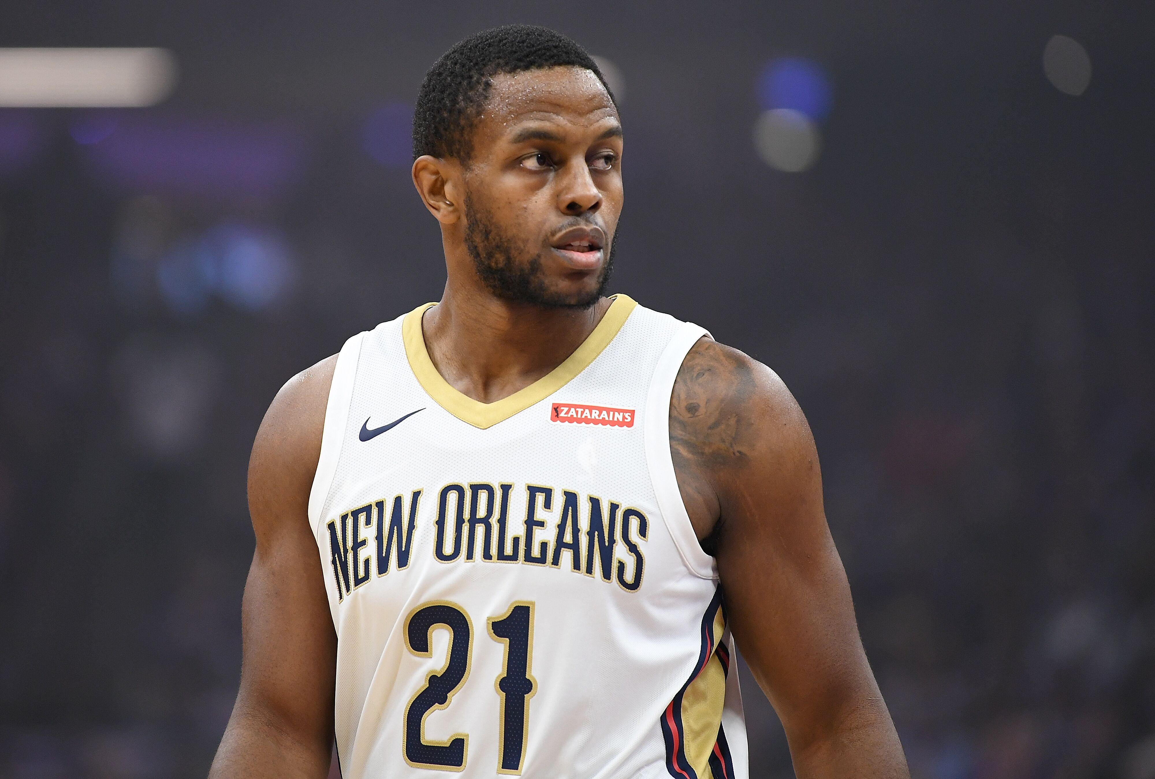 best loved 72262 040a0 New Orleans Pelicans Player of the Week: Darius Miller