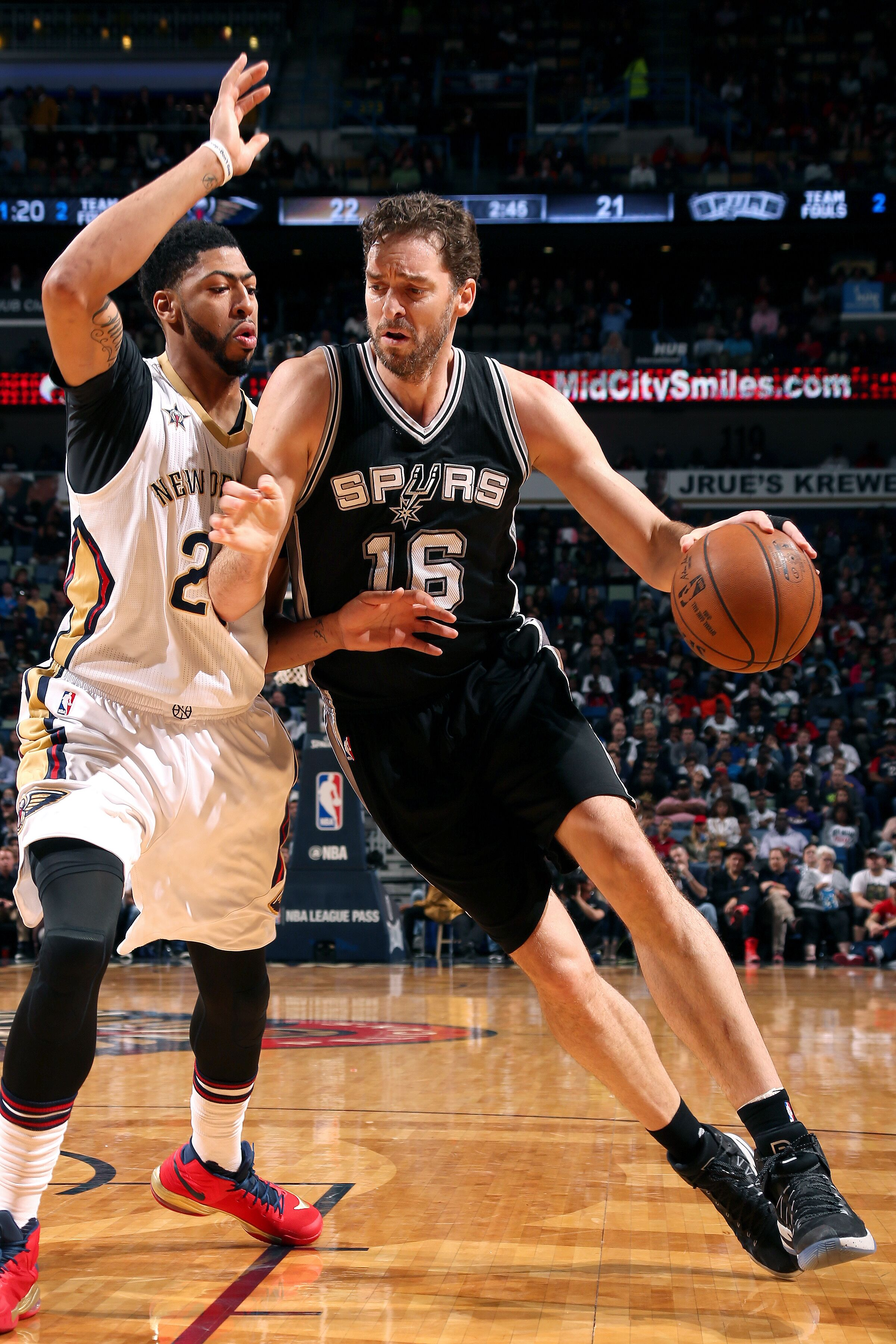 Game Day Preview New Orleans Pelicans Vs San Antonio Spurs