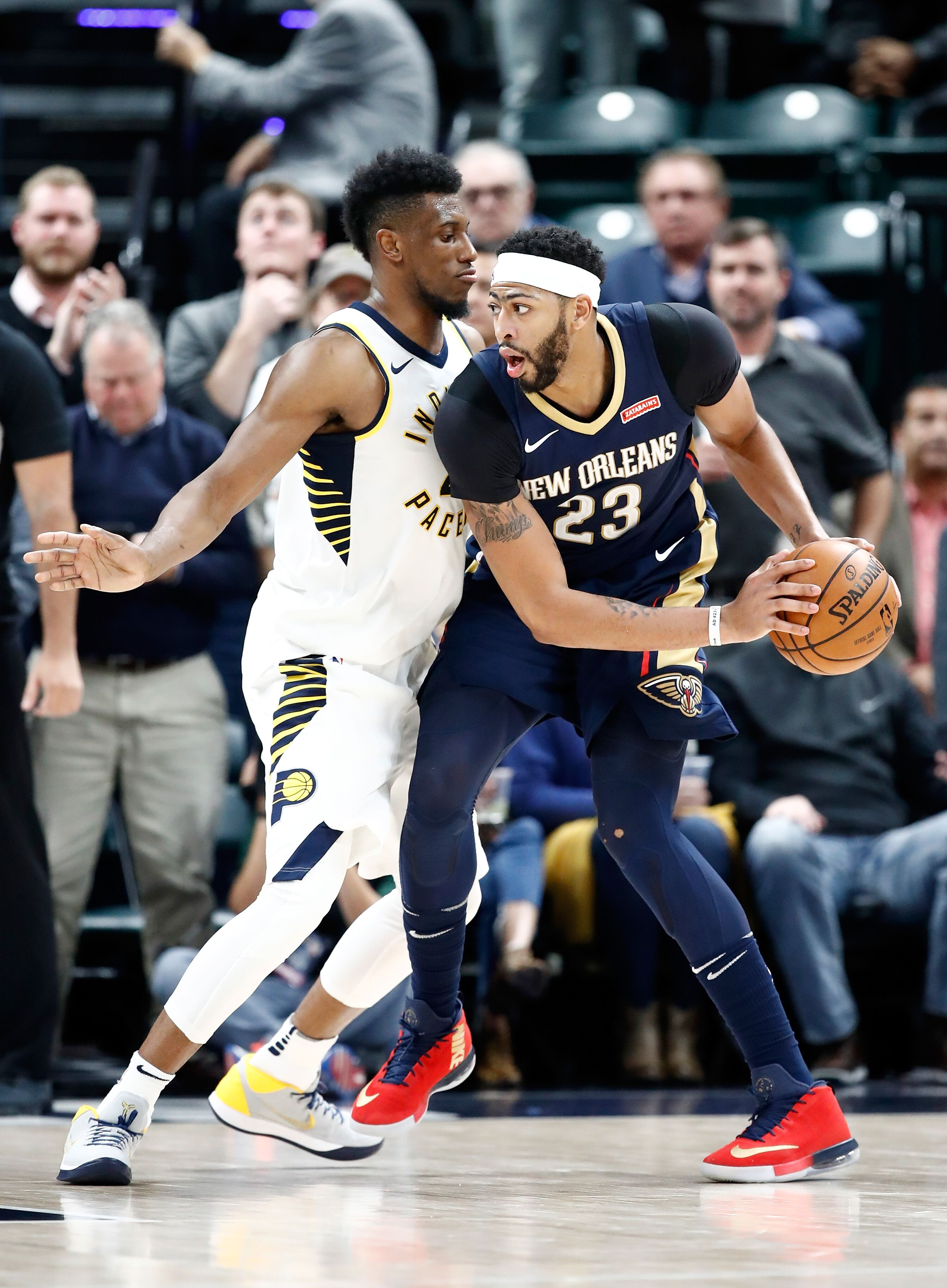 game day preview the new orleans pelicans look to outlast the pacers. Black Bedroom Furniture Sets. Home Design Ideas