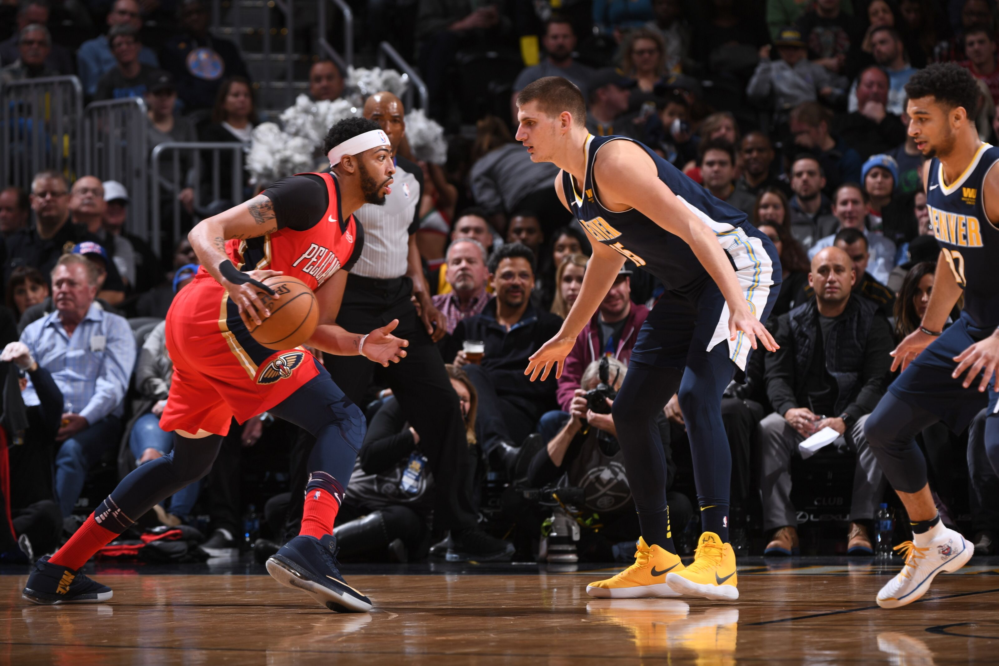 Denver Nuggets' trade potential in Pelicans' Anthony Davis tango