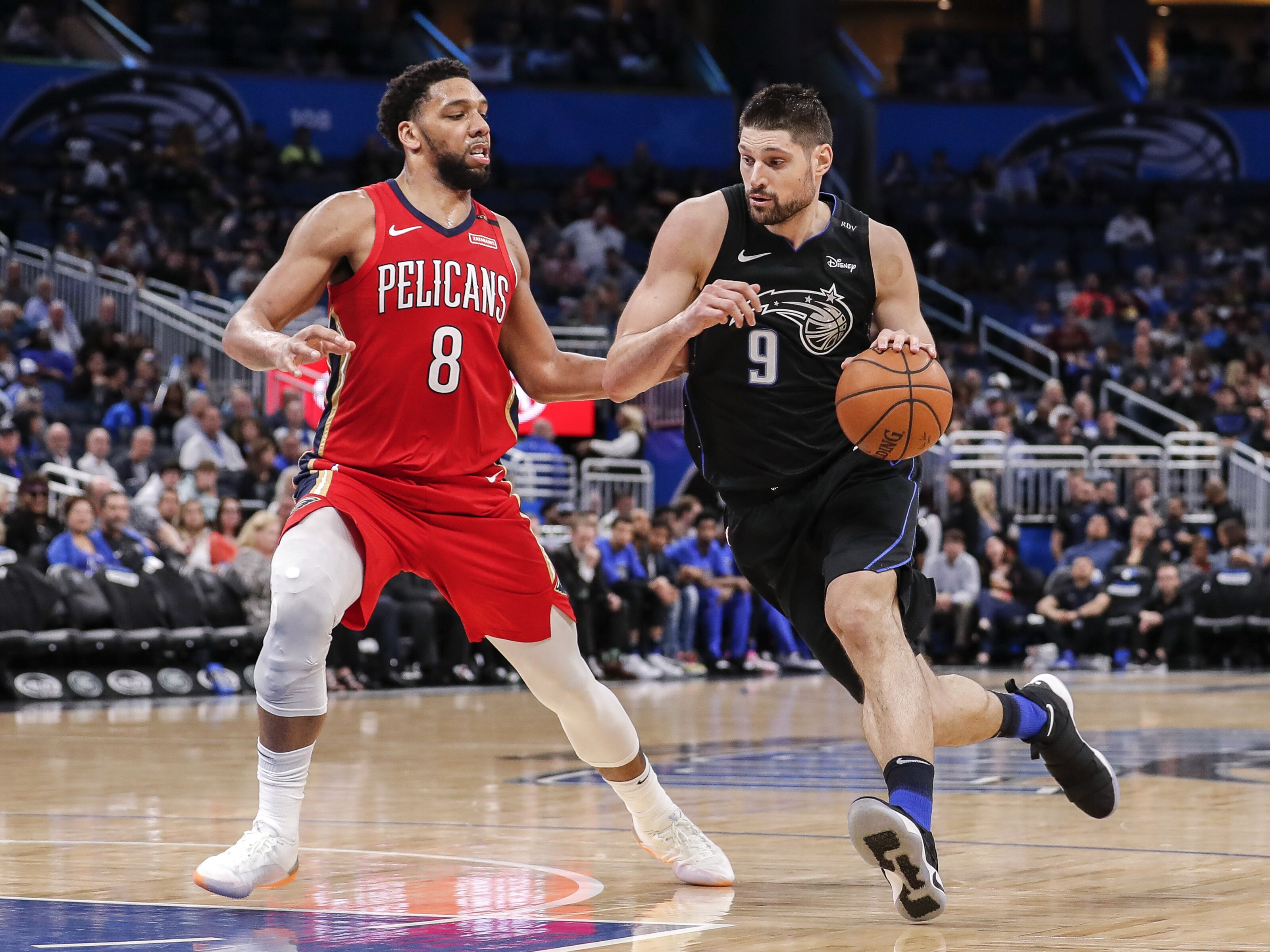 ab9ff1e064d Jahlil Okafor experience coming to an end for the New Orleans Pelicans?