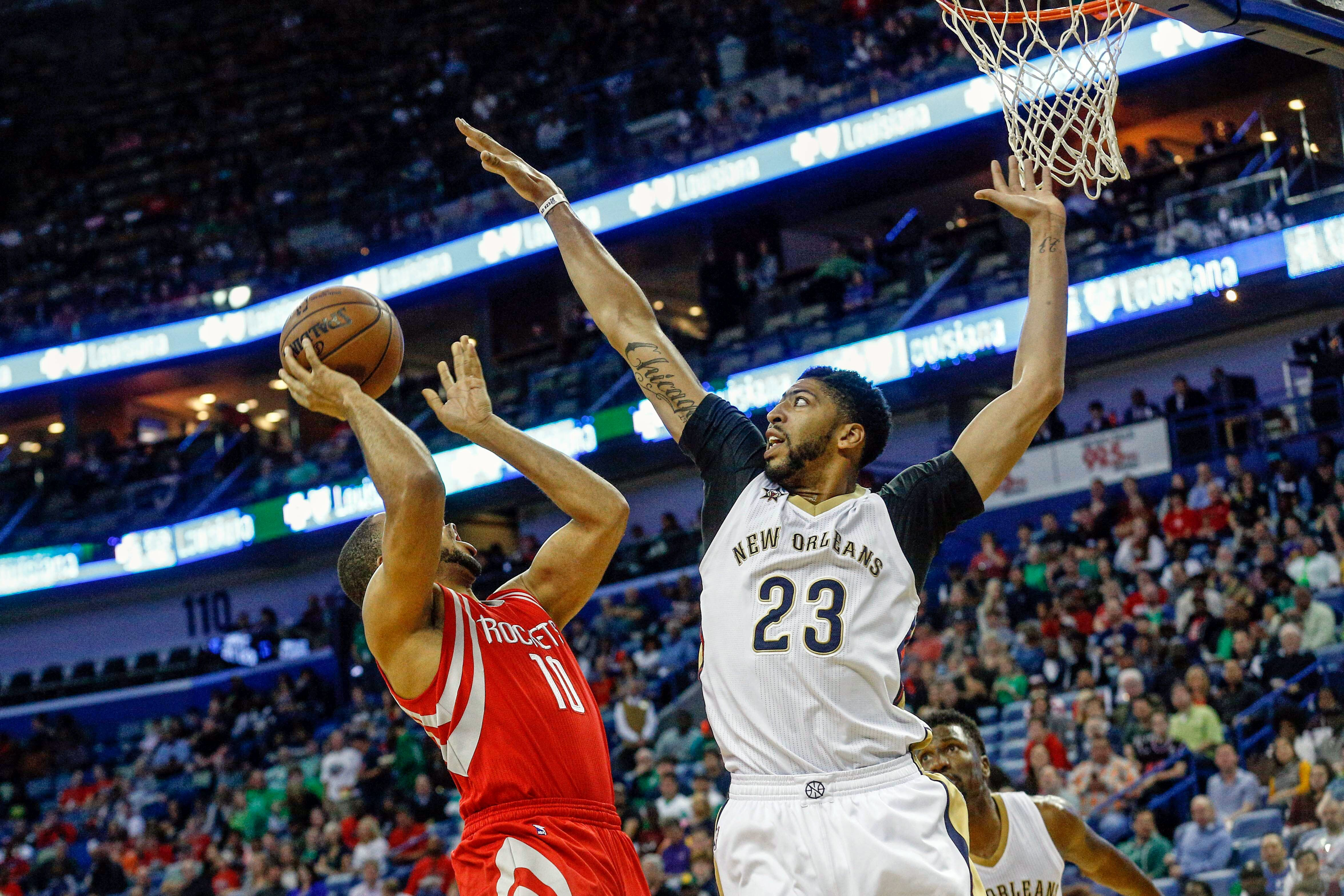 Trade options for pelicans