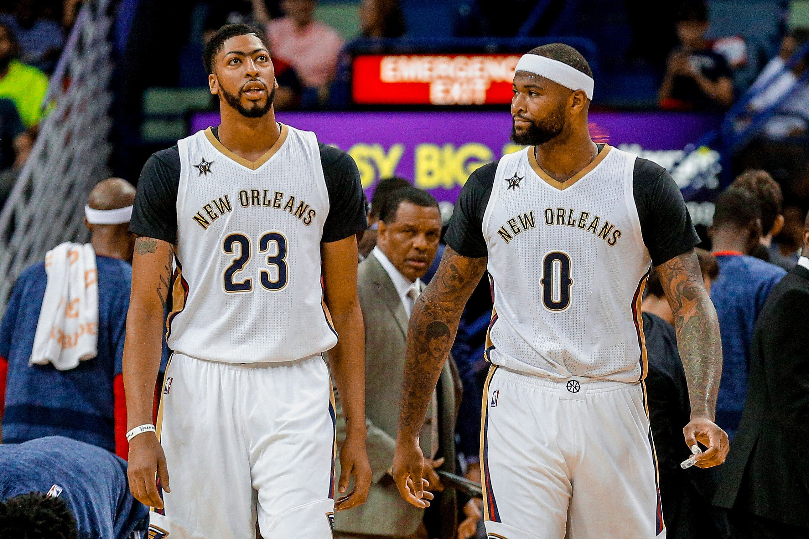 New Orleans Pelicans Season Review  DeMarcus Cousins b41c5f29f
