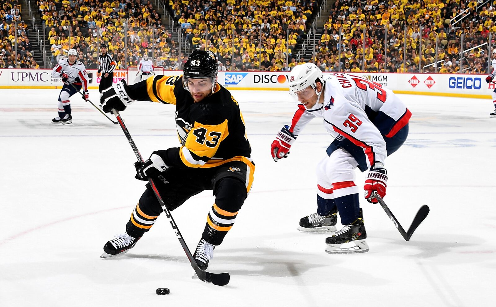 Pittsburgh Penguins Trade Conor Sheary 49fa7a4ce