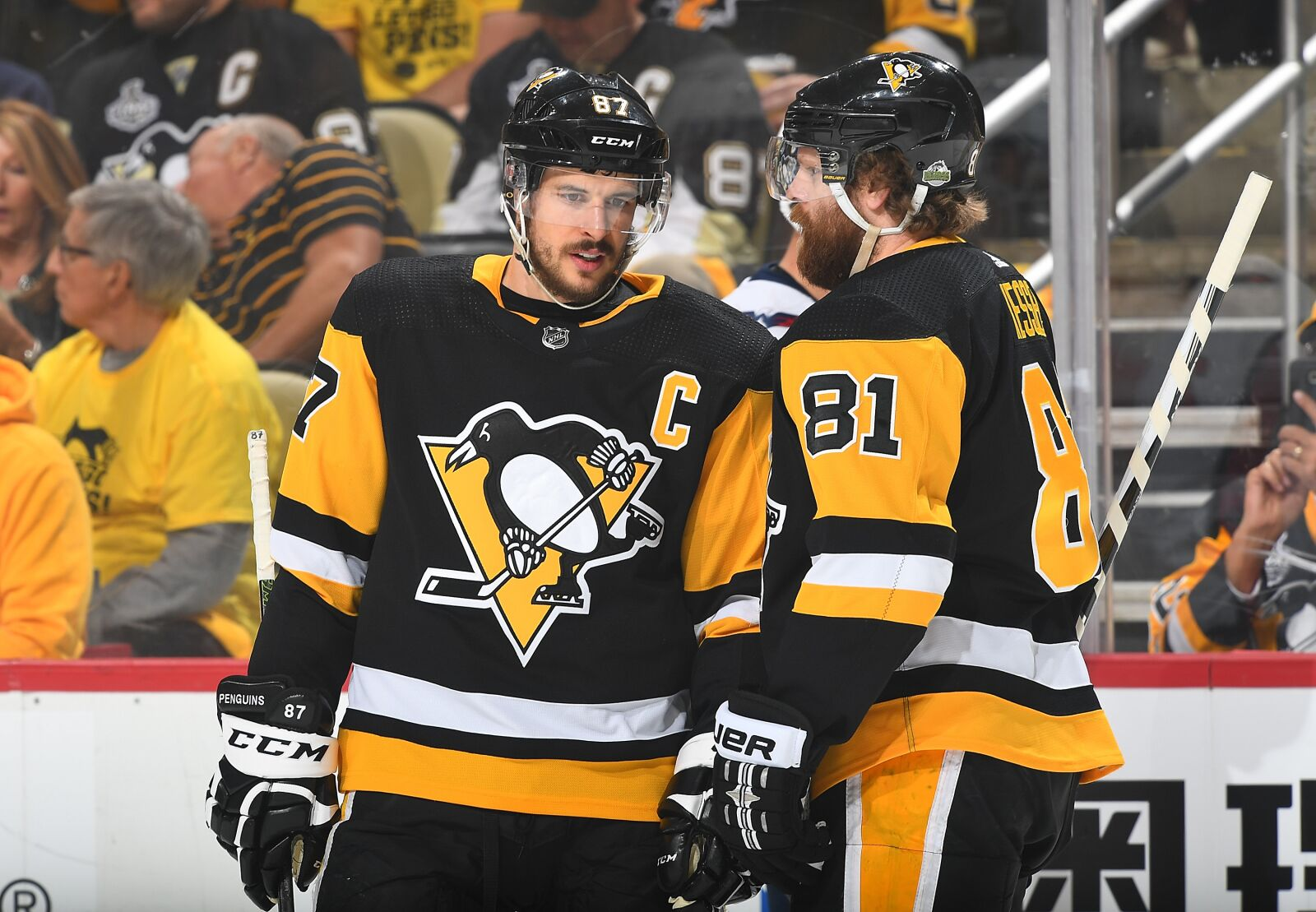 Dissapointing End to Odd Season for Pittsburgh Penguins