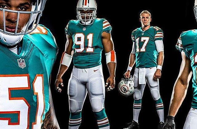 miami dolphins throwback jersey 50bc6701e