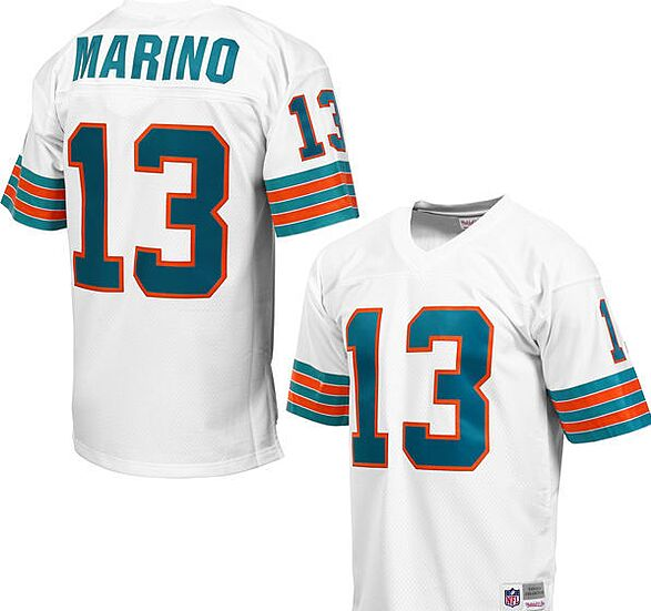 155a3d9a3f4 No question about it, every Miami Dolphins fan needs some Dan Marino gear  in their collection – and we're here to help.