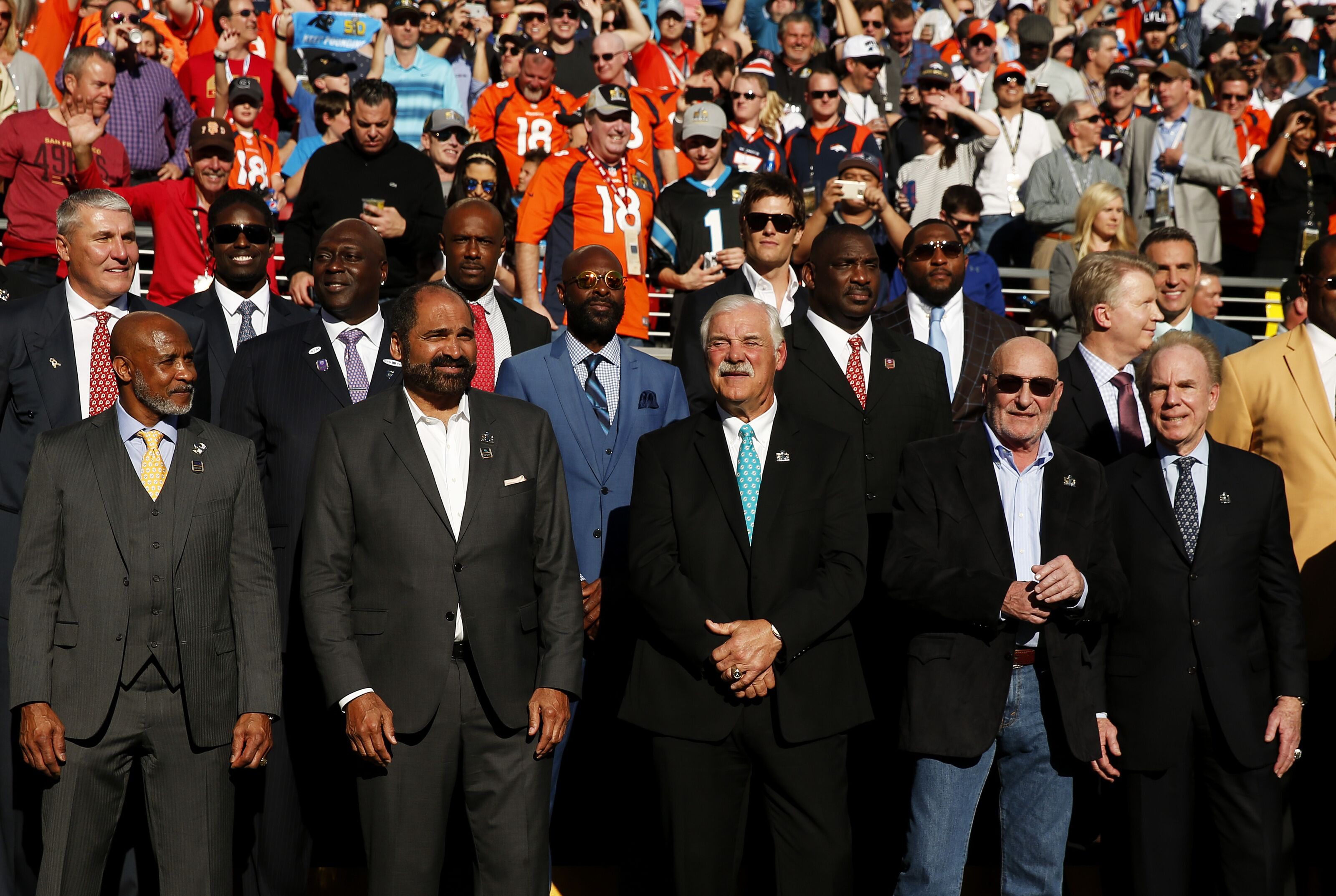 Larry Csonka not one of the NFL's top 24 RB's of all-time