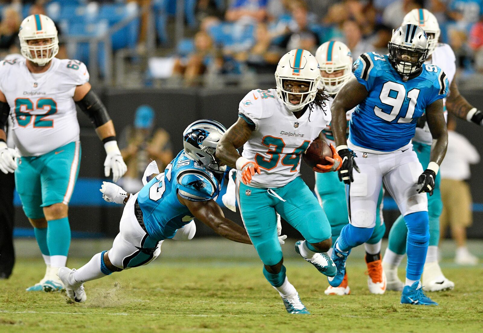 Predicting the Miami Dolphins final 53: Running Backs
