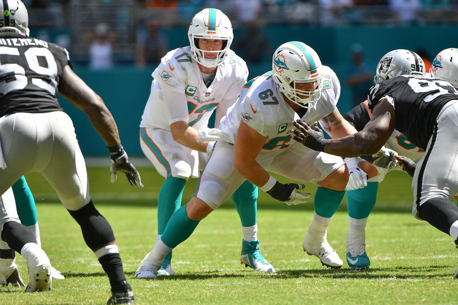 Miami Dolphins could be looking for four new offensive lineman 048ecfcfd