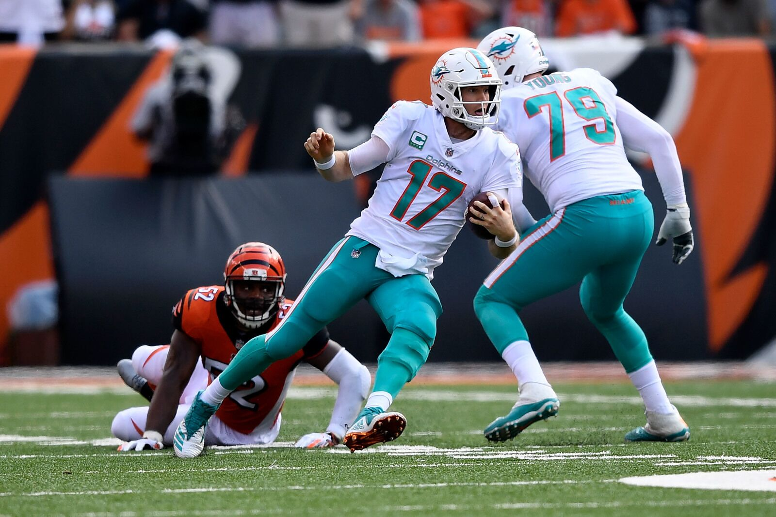 3f491381f Miami Dolphins have a Ryan Tannehill problem  He will miss another game