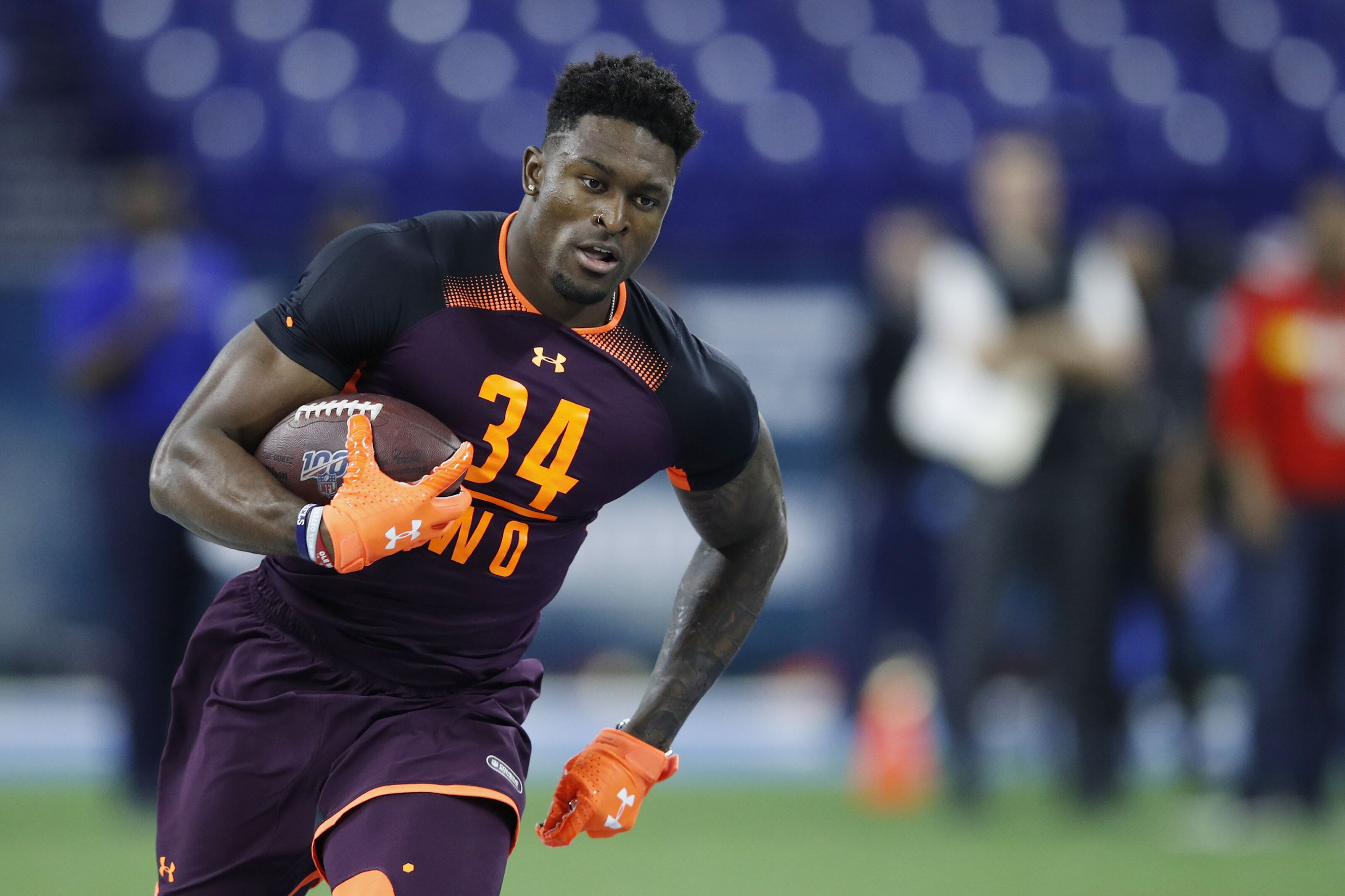 Miami Dolphins take a WR in round in latest NFL mock draft