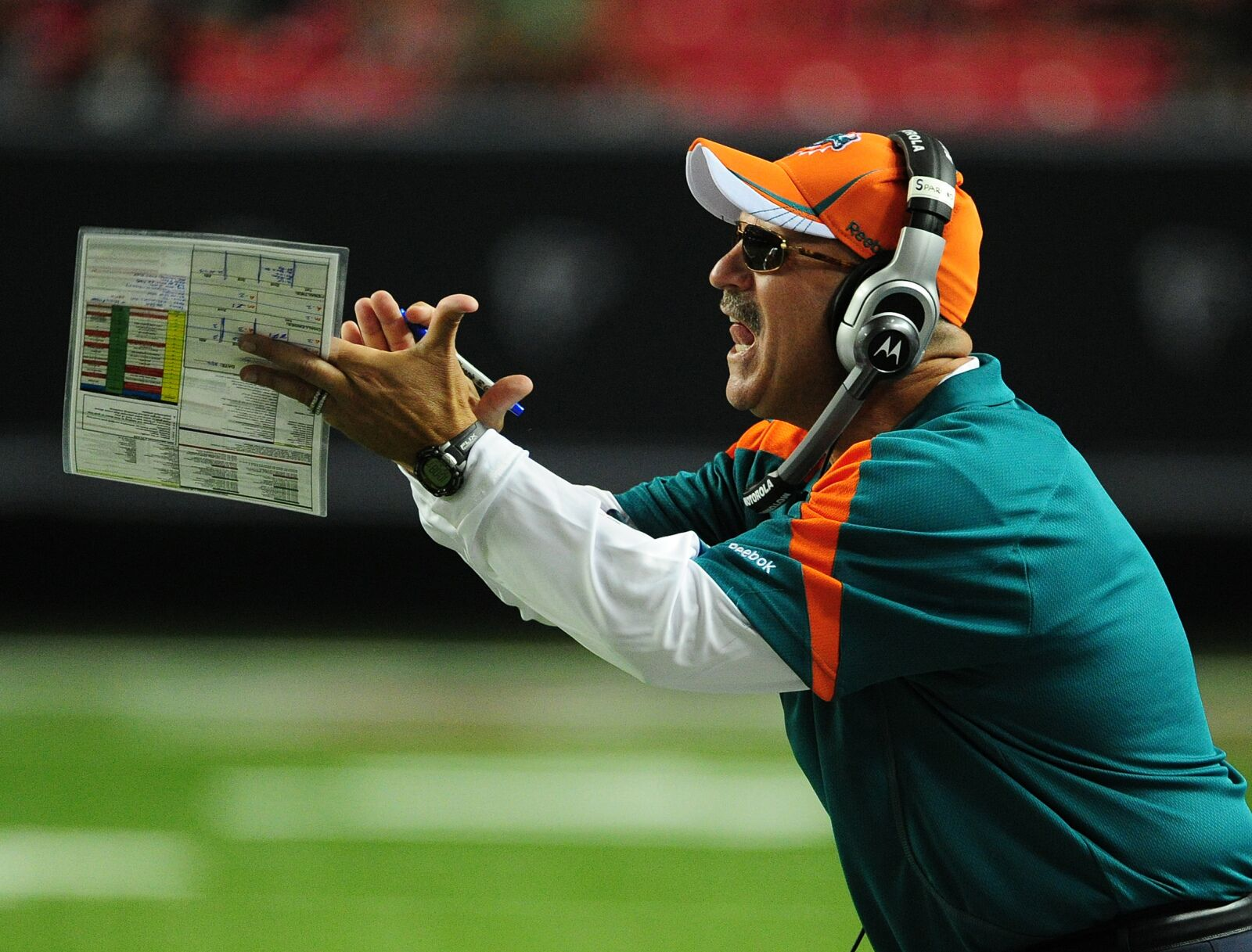 Which Miami Dolphins head coach not named Shula would you take back?