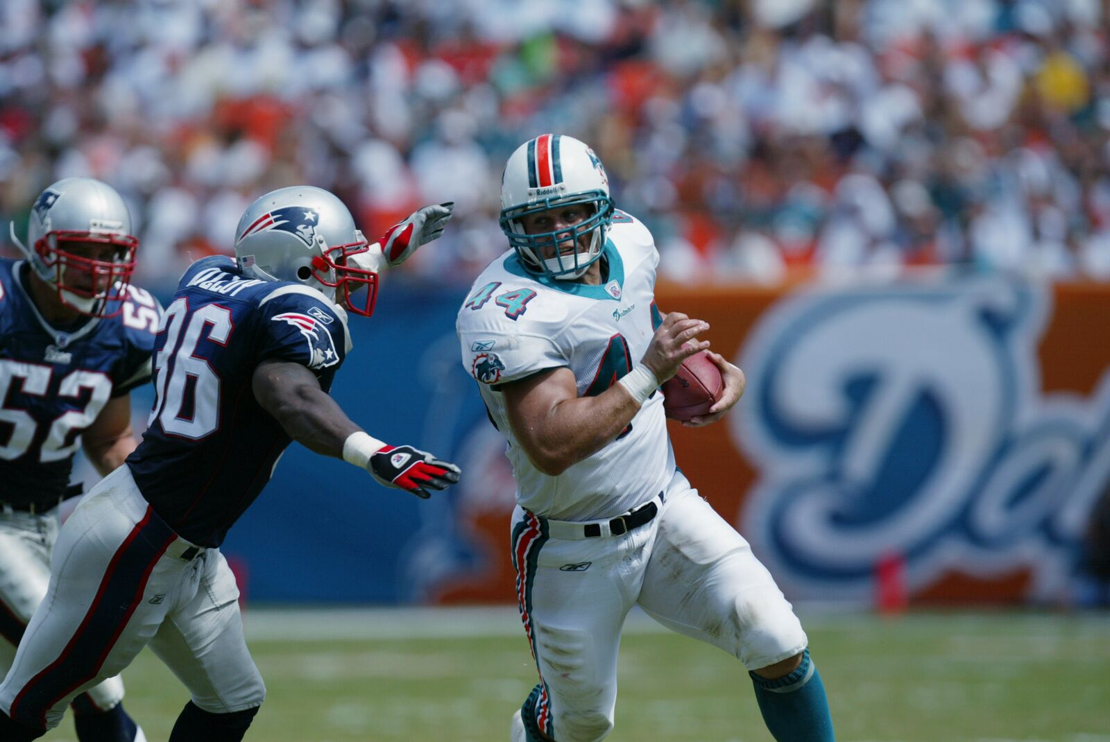 With Chandler Cox the new FB in Miami, who was the best ever?