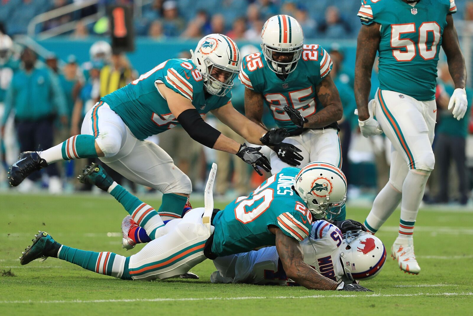Miami Dolphins week five preview shows a lot of work for Dolphins