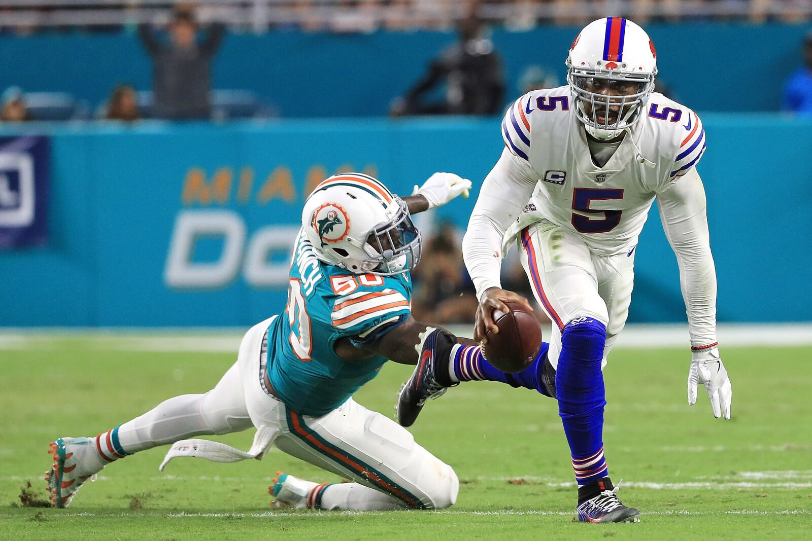Can the Miami Dolphins make the playoffs in 2018?