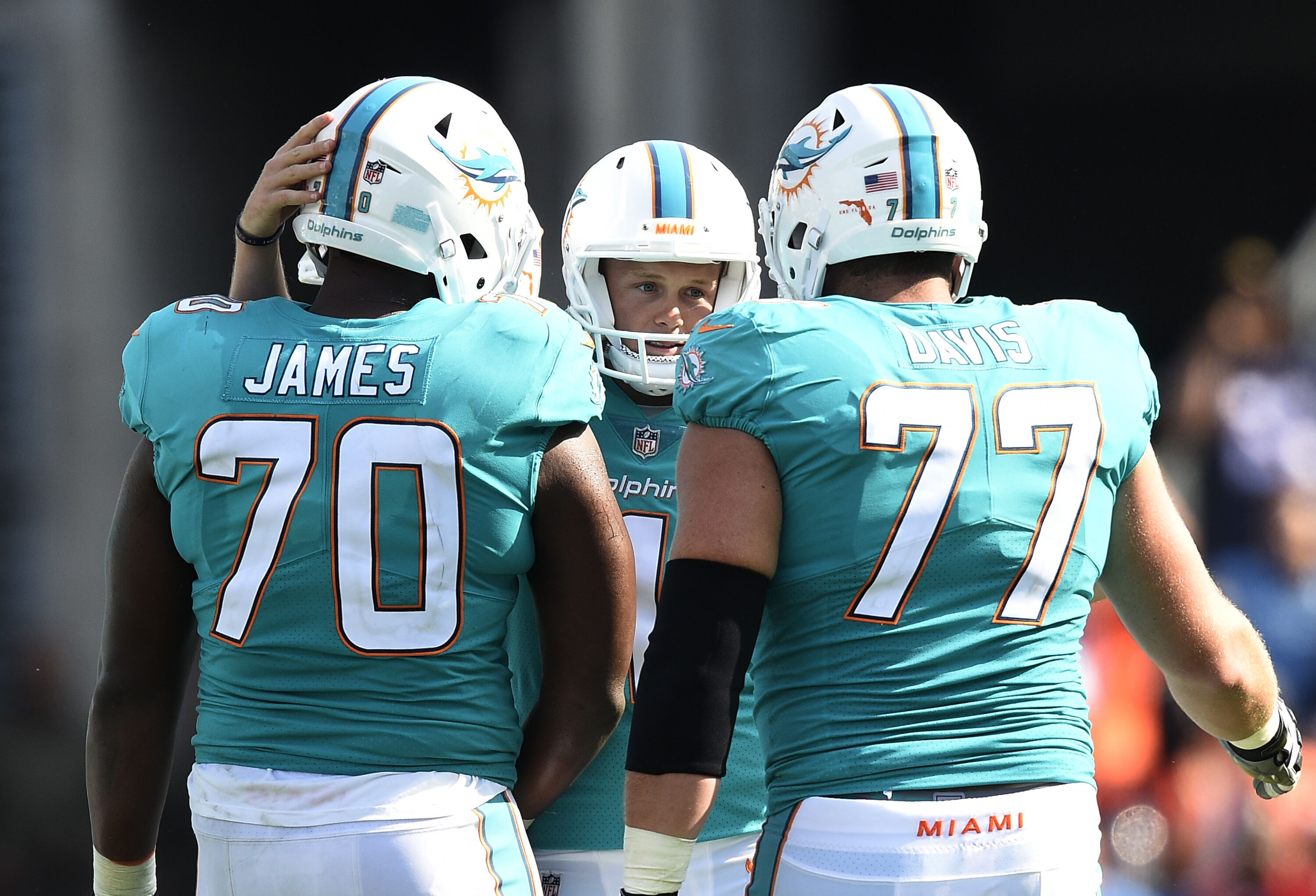 Could Miami Dolphins still trade Ja\'Wuan James to Broncos?