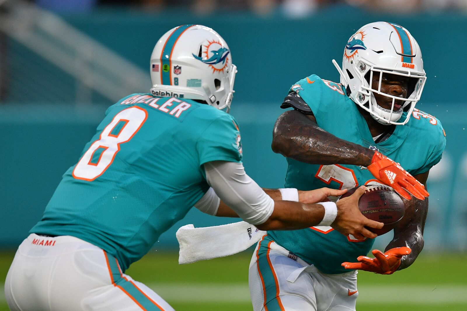 Breaking: Dolphins will go with Brock Osweiler as Ryan Tannehill sits