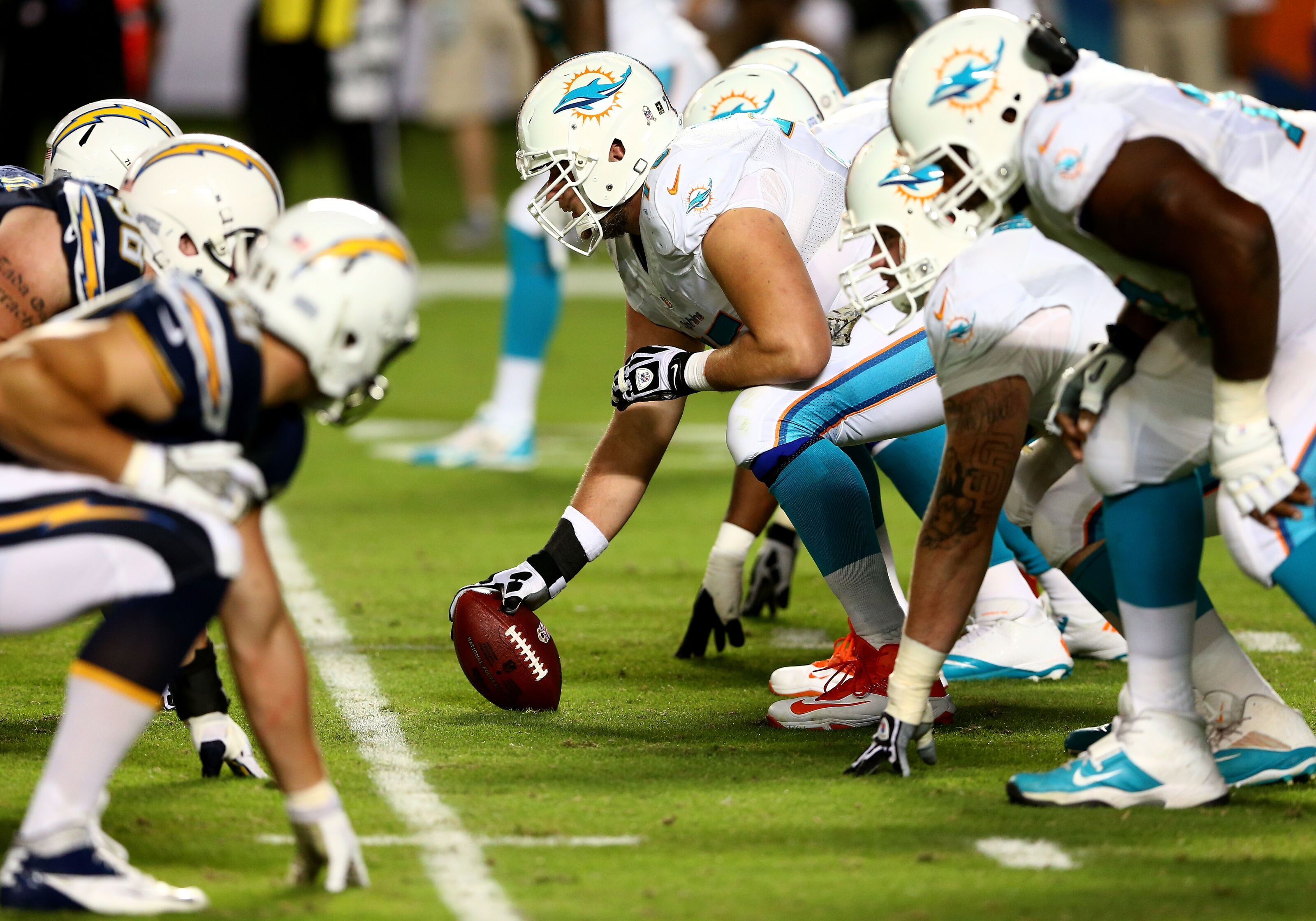 What should the Miami Dolphins do on day two of the NFL Draft?