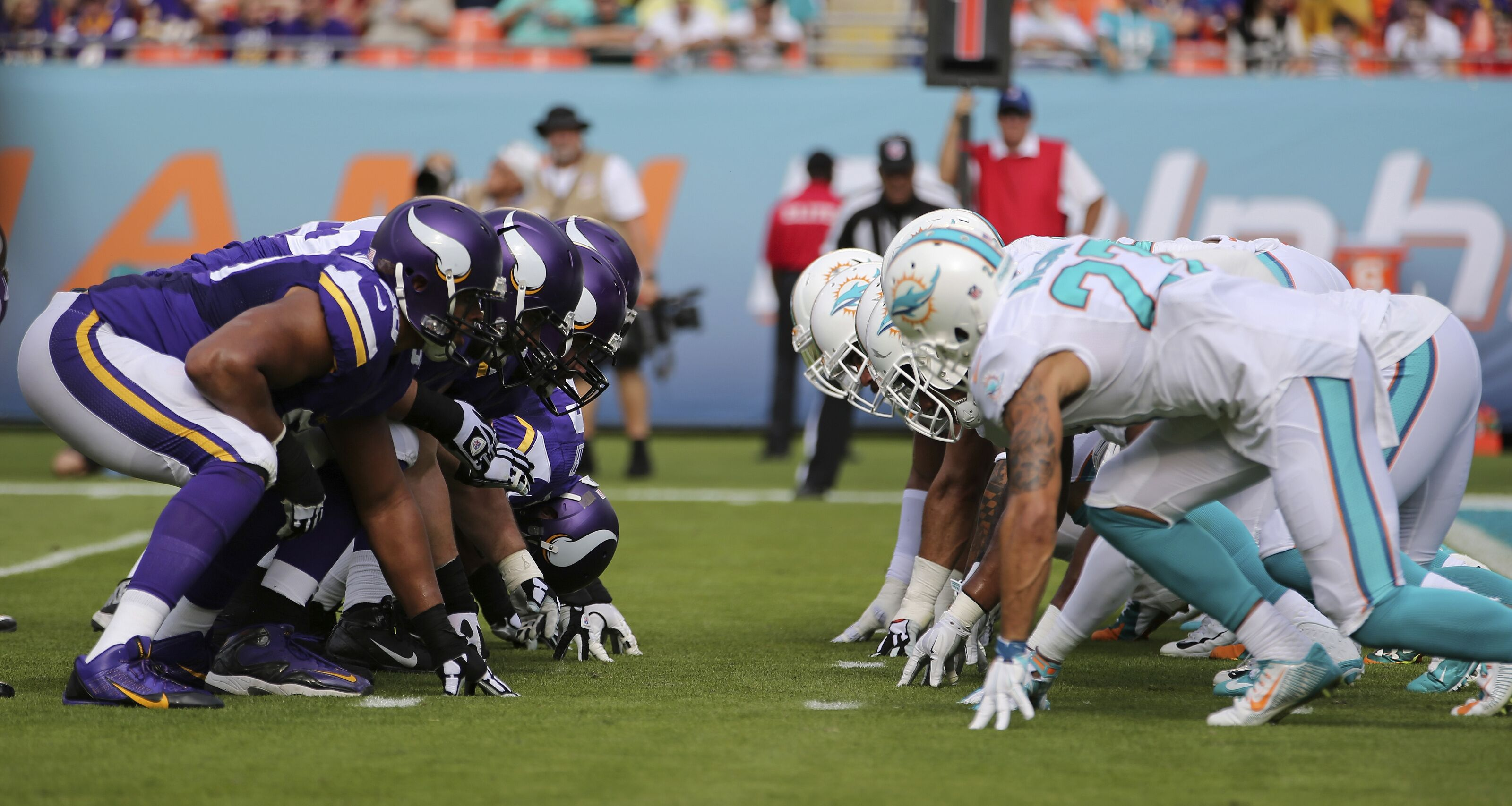 Miami Dolphins best draft plan should be starting on the line of scrimmage