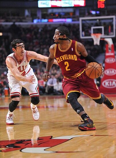 Chicago Bulls Injury Update: Kyrie Irving out, Kirk Hinrich a game-time decision