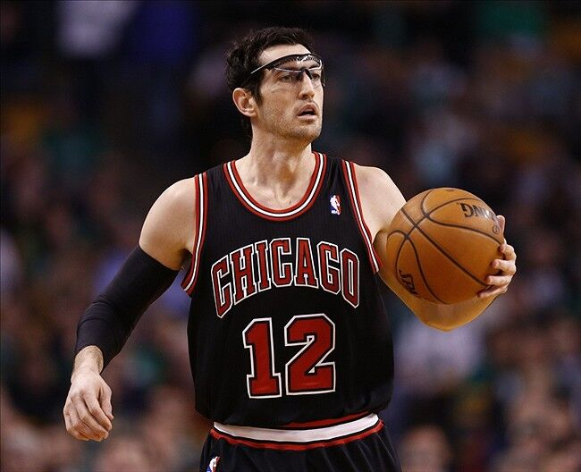 Kirk Hinrich Out for Match-up at Brooklyn