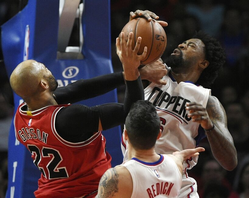Clippers Vs Bulls Photo: Bulls' Inconsistency Play Continues In Thrashing Vs. Clippers