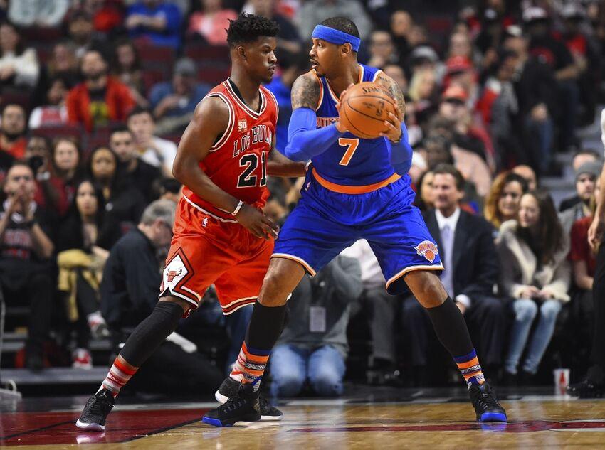 d4e58947b04c Atlantic Division Outlook  Chicago Bulls vs New York Knicks