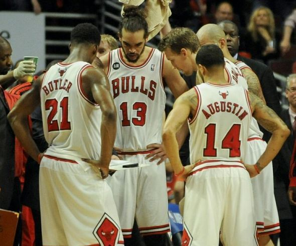 why are the chicago bulls so good