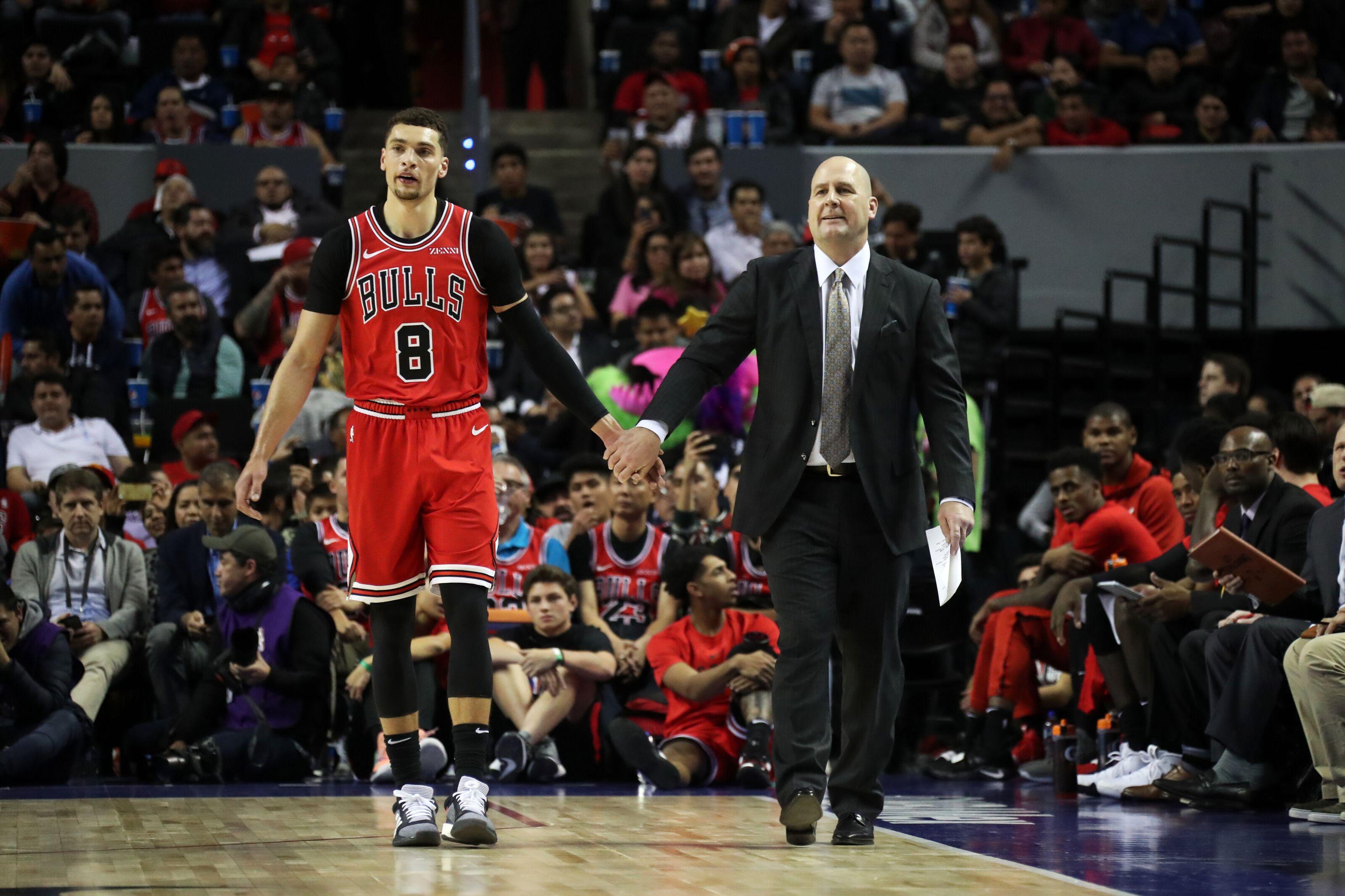 Chicago Bulls: Impact of Zach LaVine-Jim Boylen situation