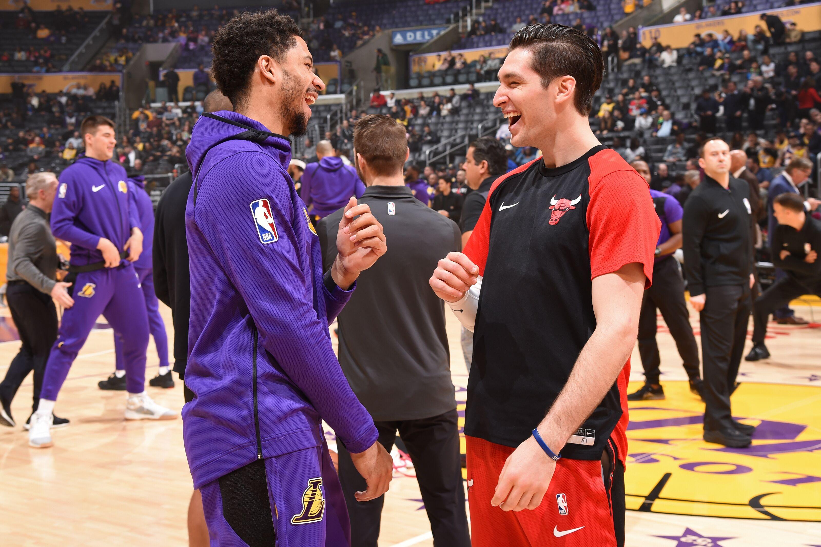 425b9f526db Chicago Bulls: Lakers SG Josh Hart worth pursuing