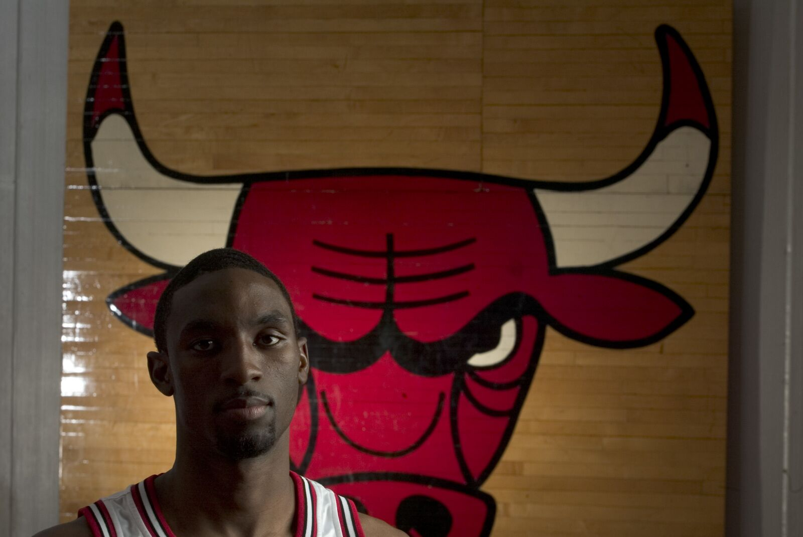 Chicago Bulls: Ben Gordon attends practice as a special guest