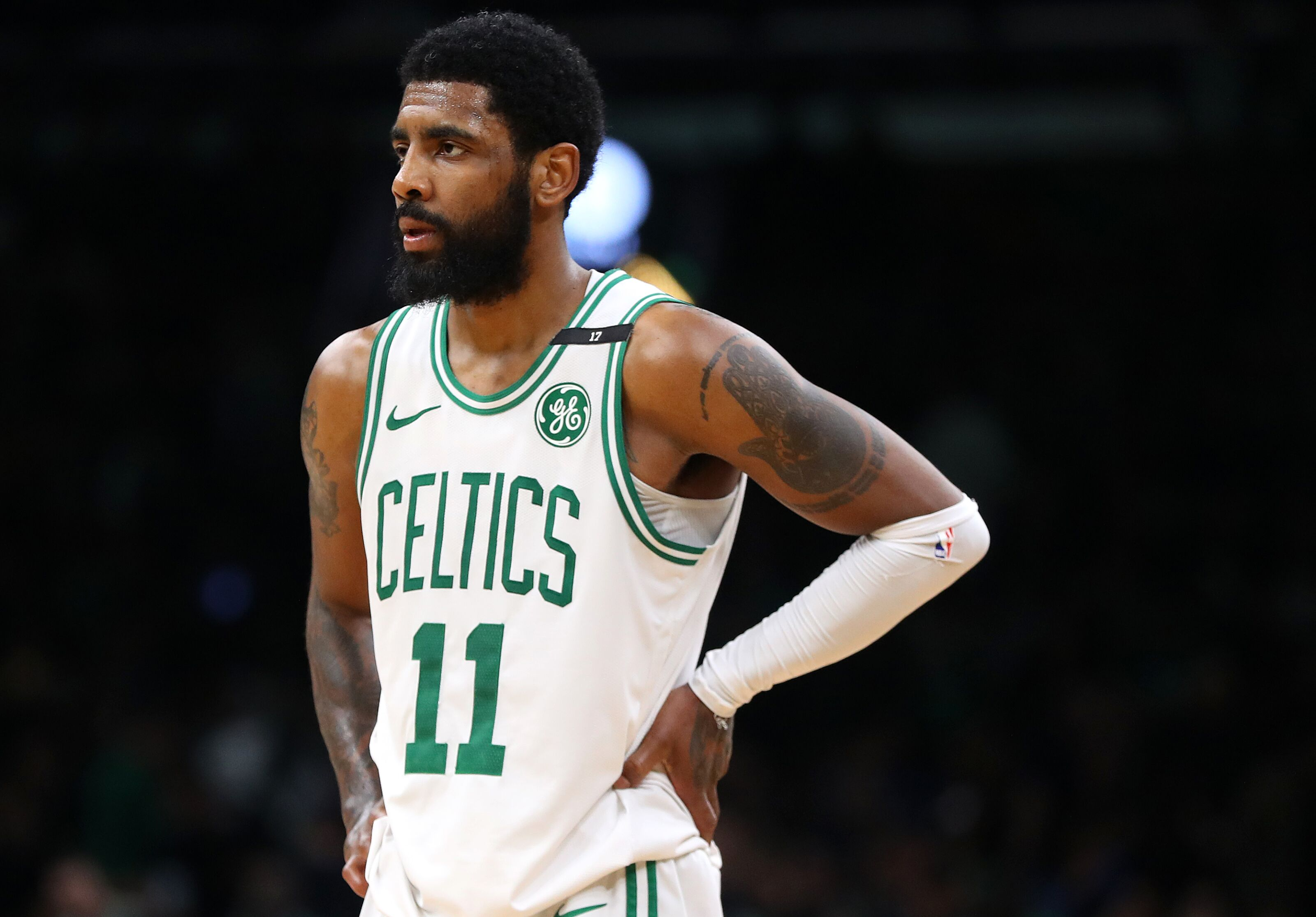 Chicago Bulls: Kyrie Irving lacking free agency suitors