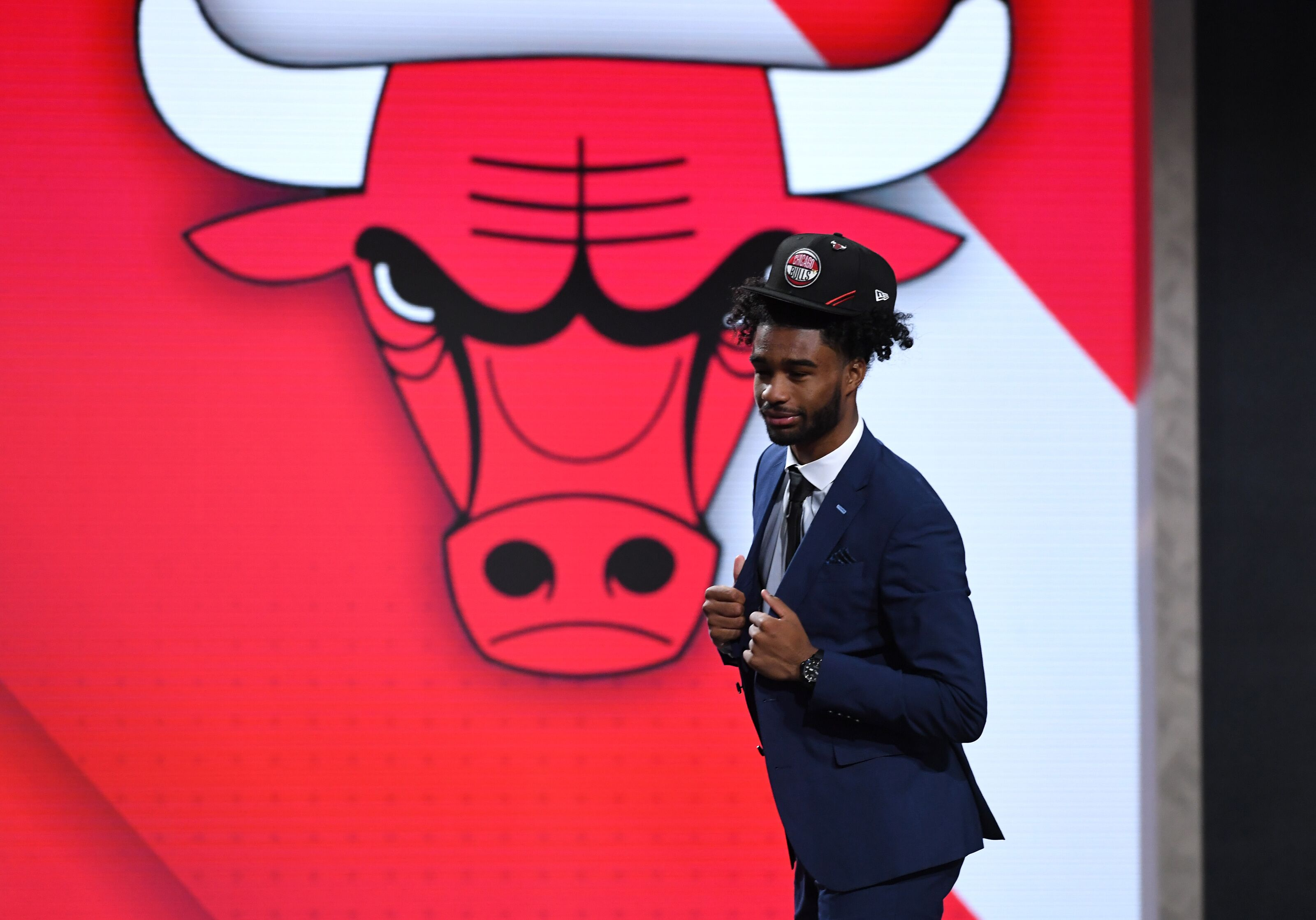 Chicago Bulls: Grading the fantastic Coby White pick