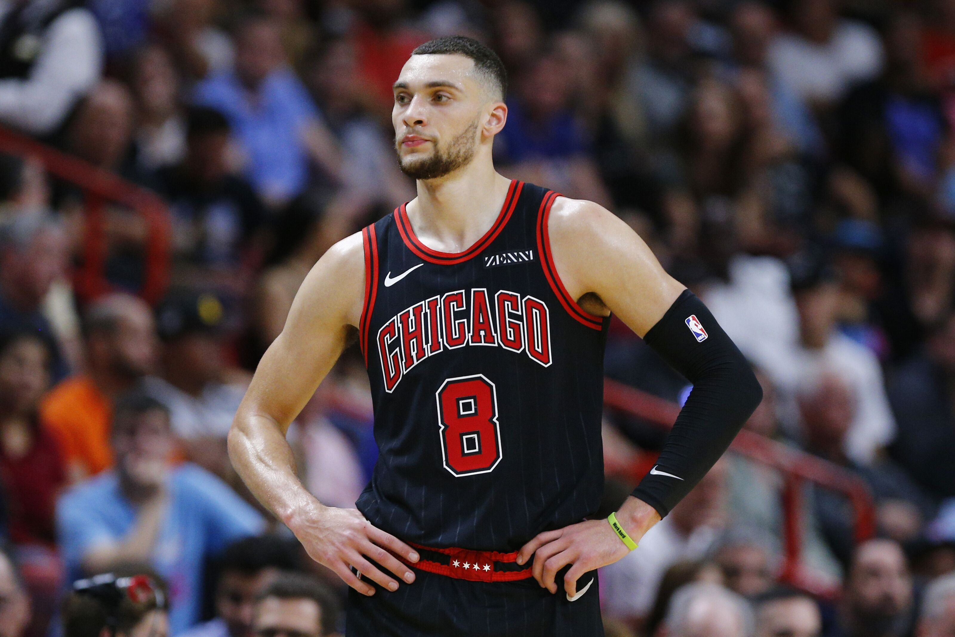 Chicago Bulls Is Zach Lavine On Pace To Make His First All
