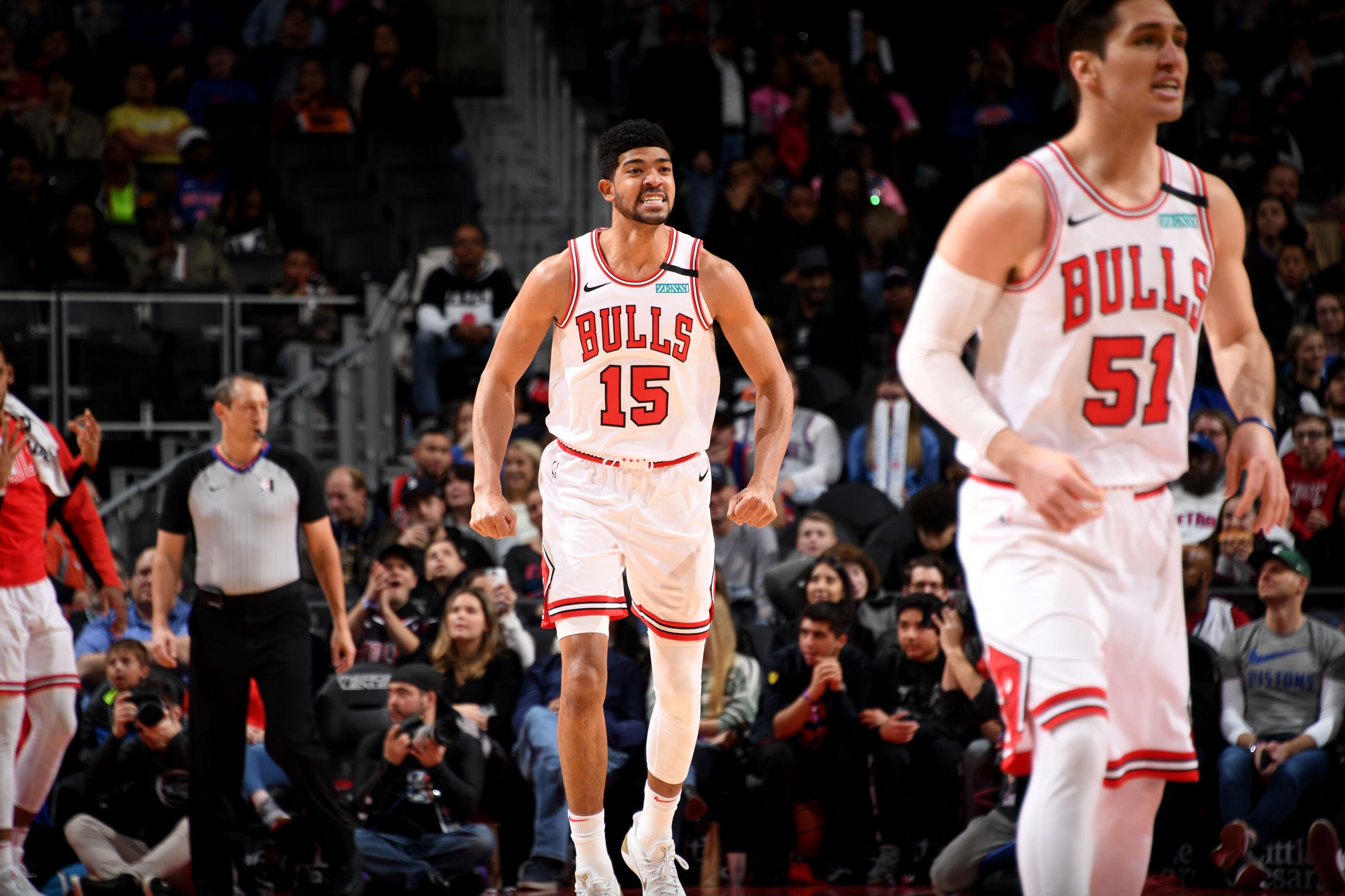 Chicago Bulls: Chandler Hutchison can give this team a boost