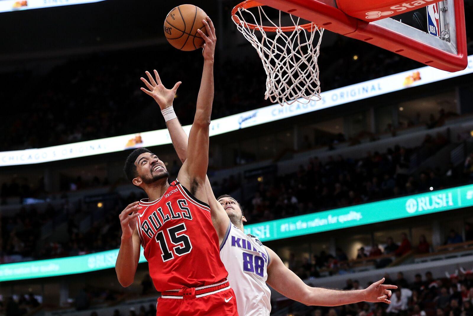 Chicago Bulls: Chandler Hutchison needs more minutes