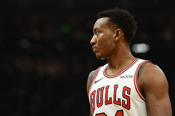 Chicago Bulls Wendell Carter Jr battles 2018 top pick DeAndr