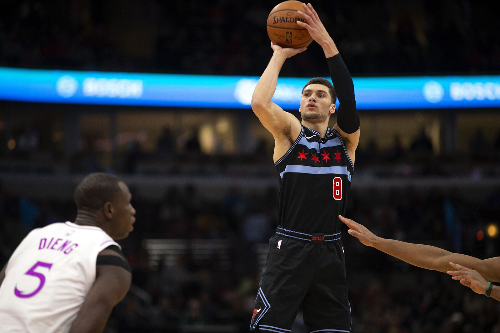 5ad49448b99 Chicago Bulls: Is Zach LaVine better as a sixth man?