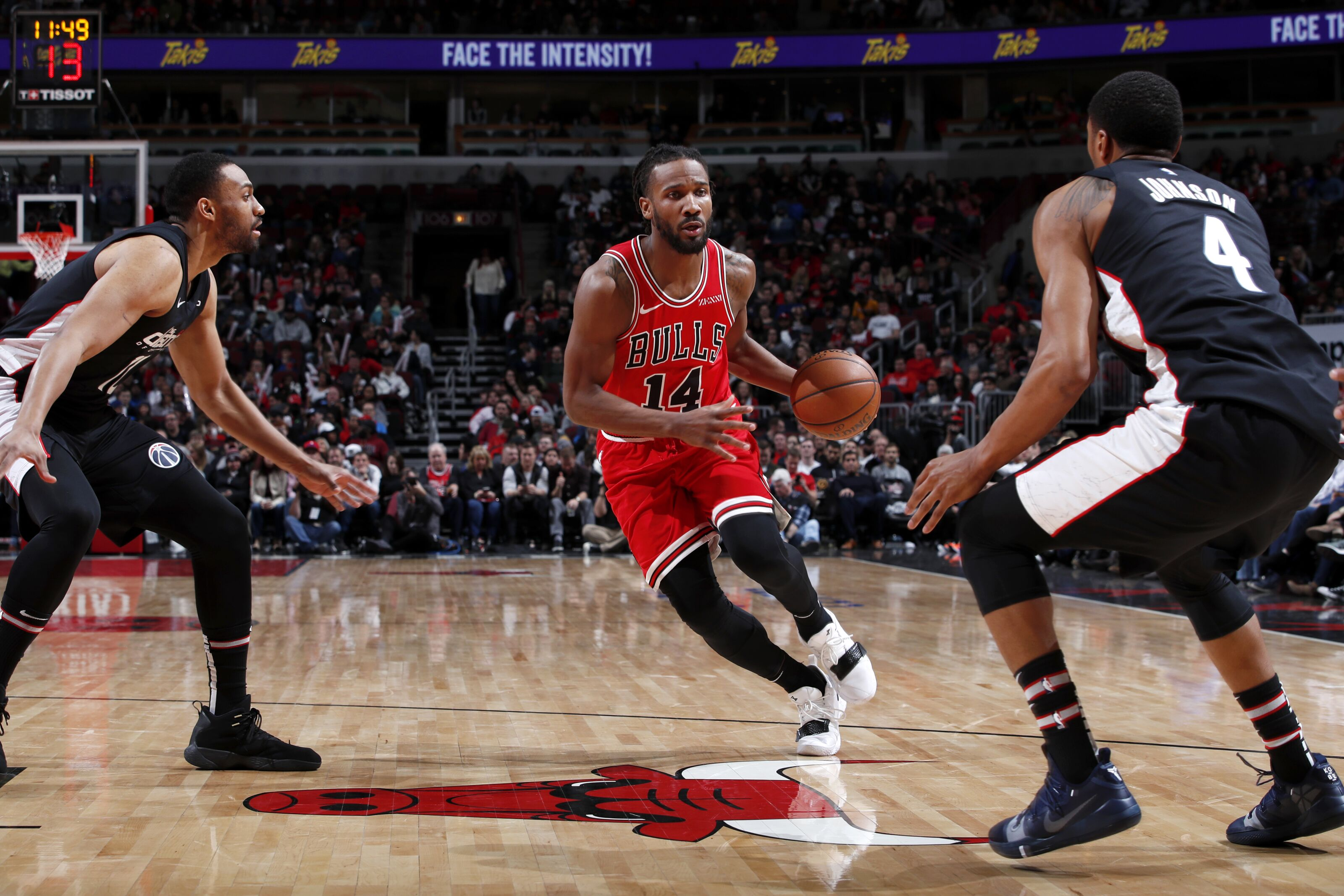 Chicago Bulls: Wayne Selden Jr. plays well in emotional loss to Wizards