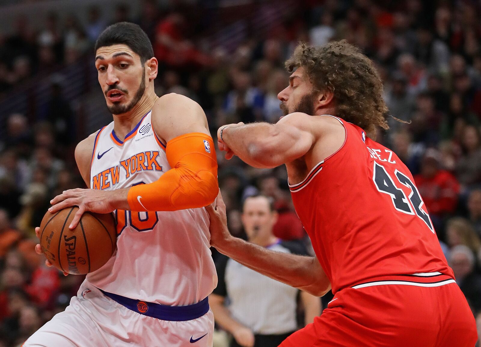 Chicago Bulls: Buyout market nearly brought Enes Kanter into Windy City