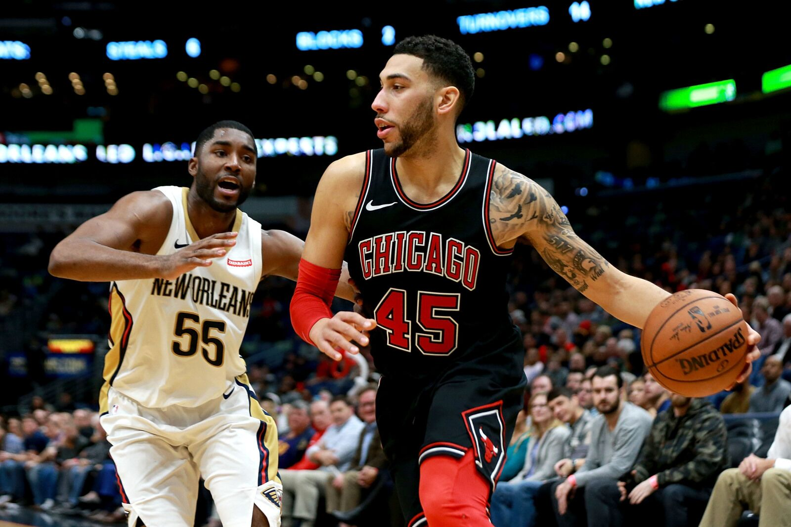 f5d57206080 Chicago Bulls 2018-19 season preview  Denzel Valentine