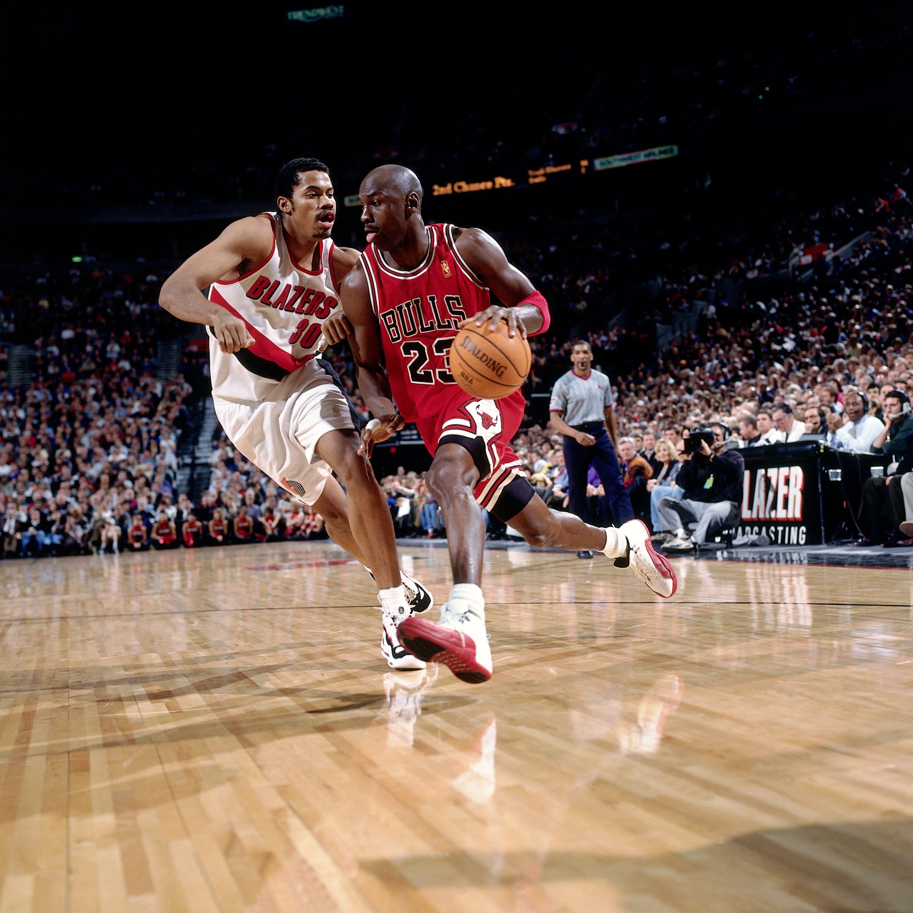 Chicago Bulls Legend Michael Jordan Turns The Quot Double Nickel Quot Today