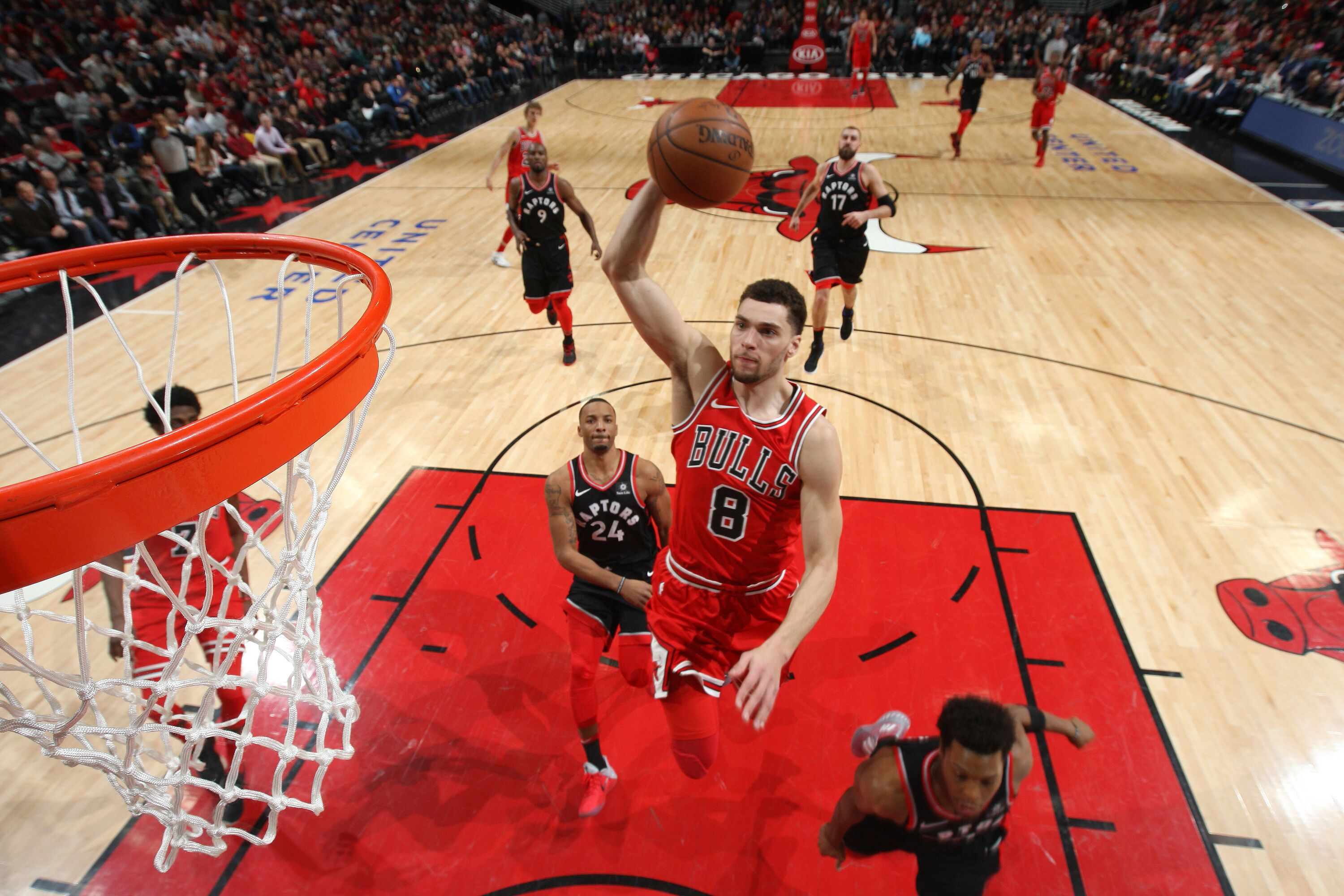 a2cd8278407 Chicago Bulls  Zach LaVine has the most to prove