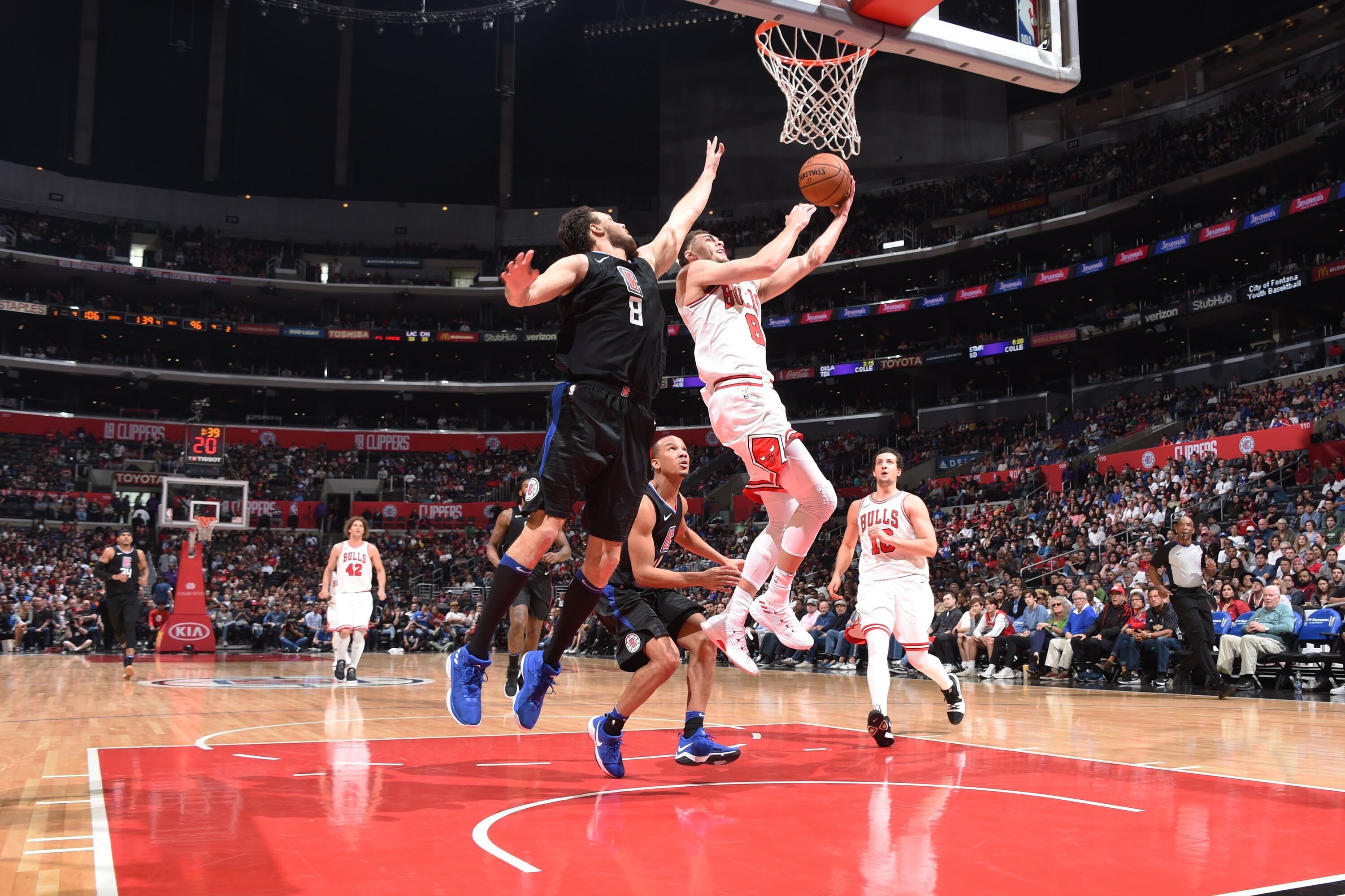 Bulls Game Notes For Tuesday Vs LA Clippers
