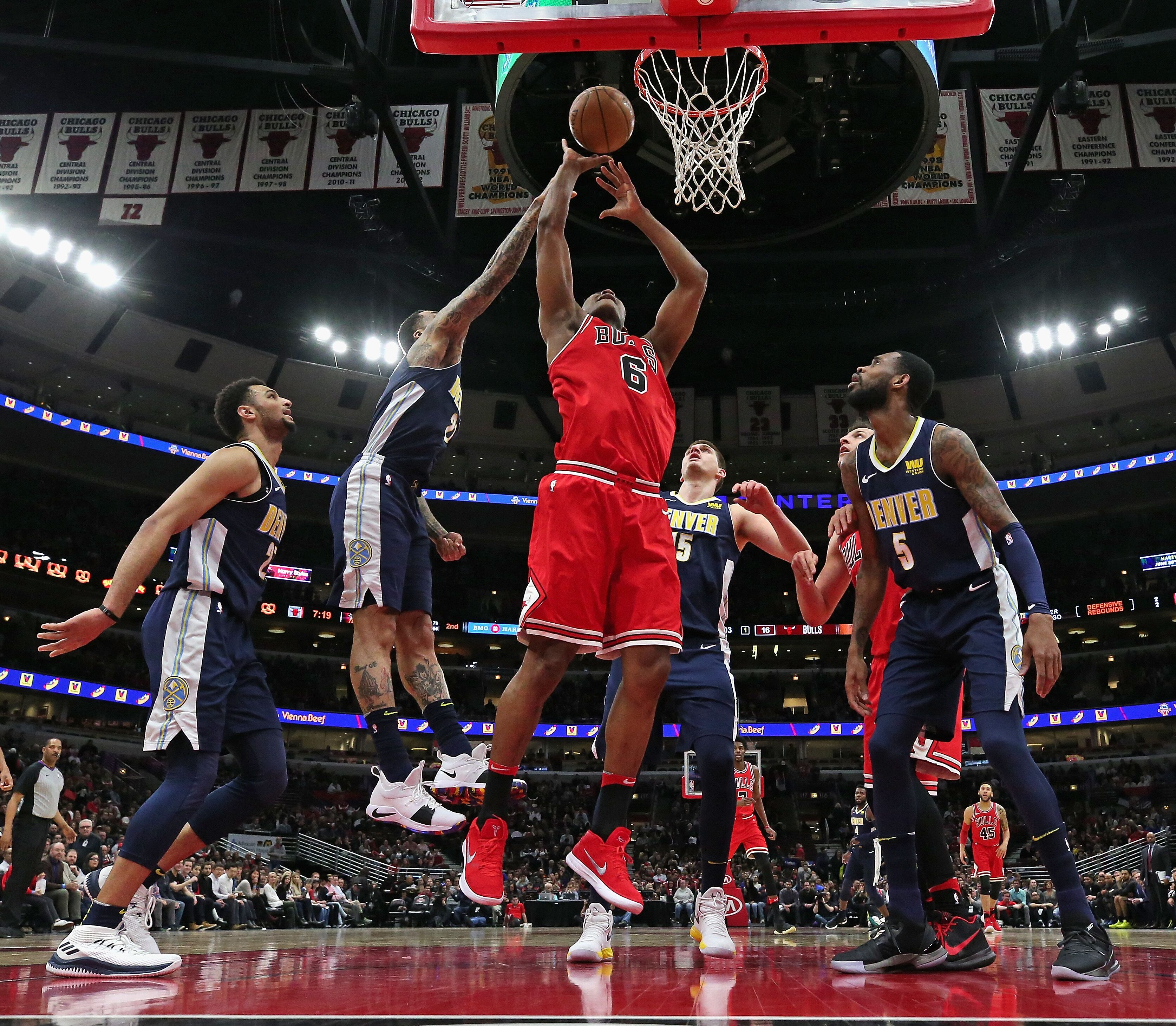 Bulls Center Cristiano Felicio Played Well In Loss To The