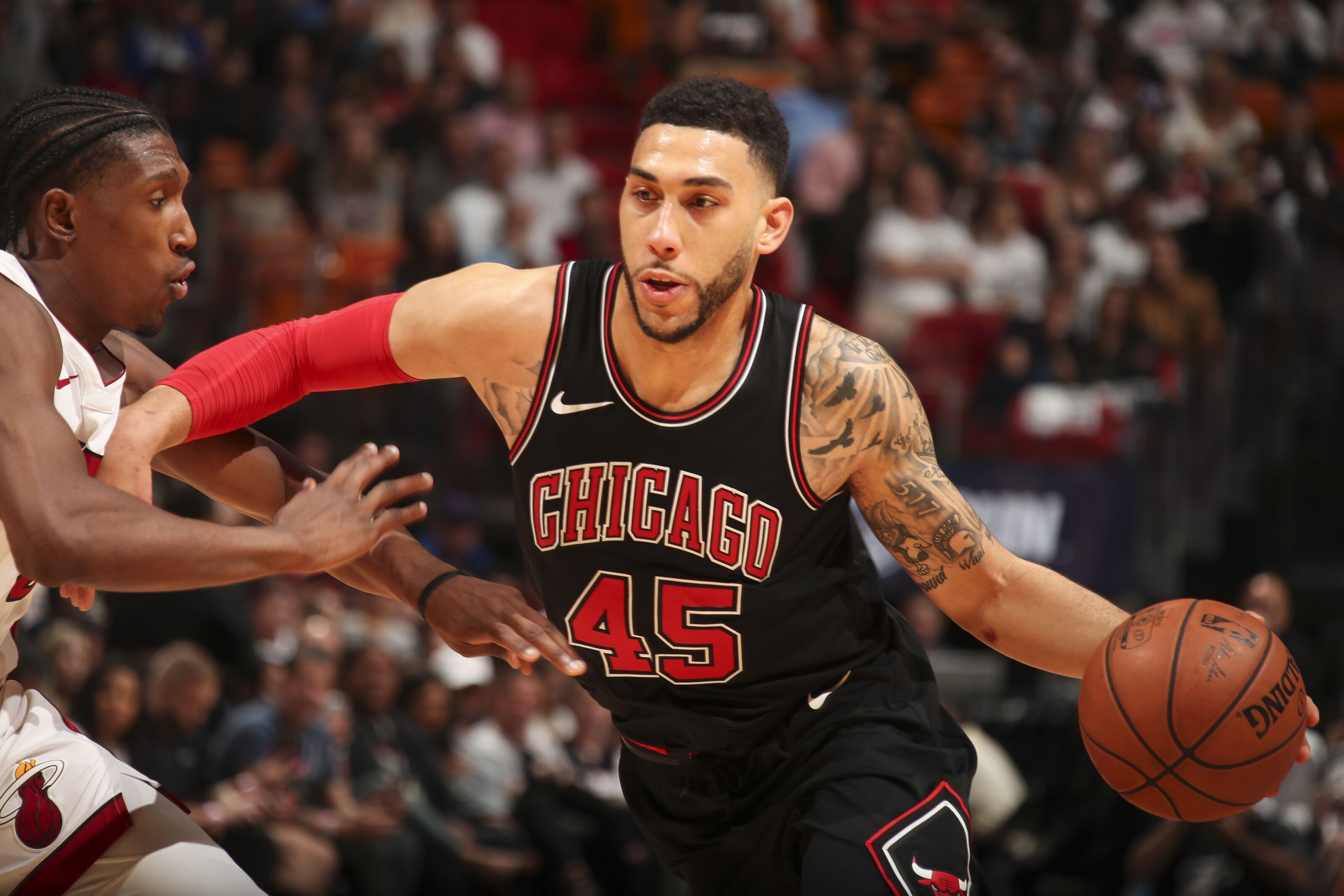 Chicago Bulls: Why Denzel Valentine Will Win 'Most Improved Player'