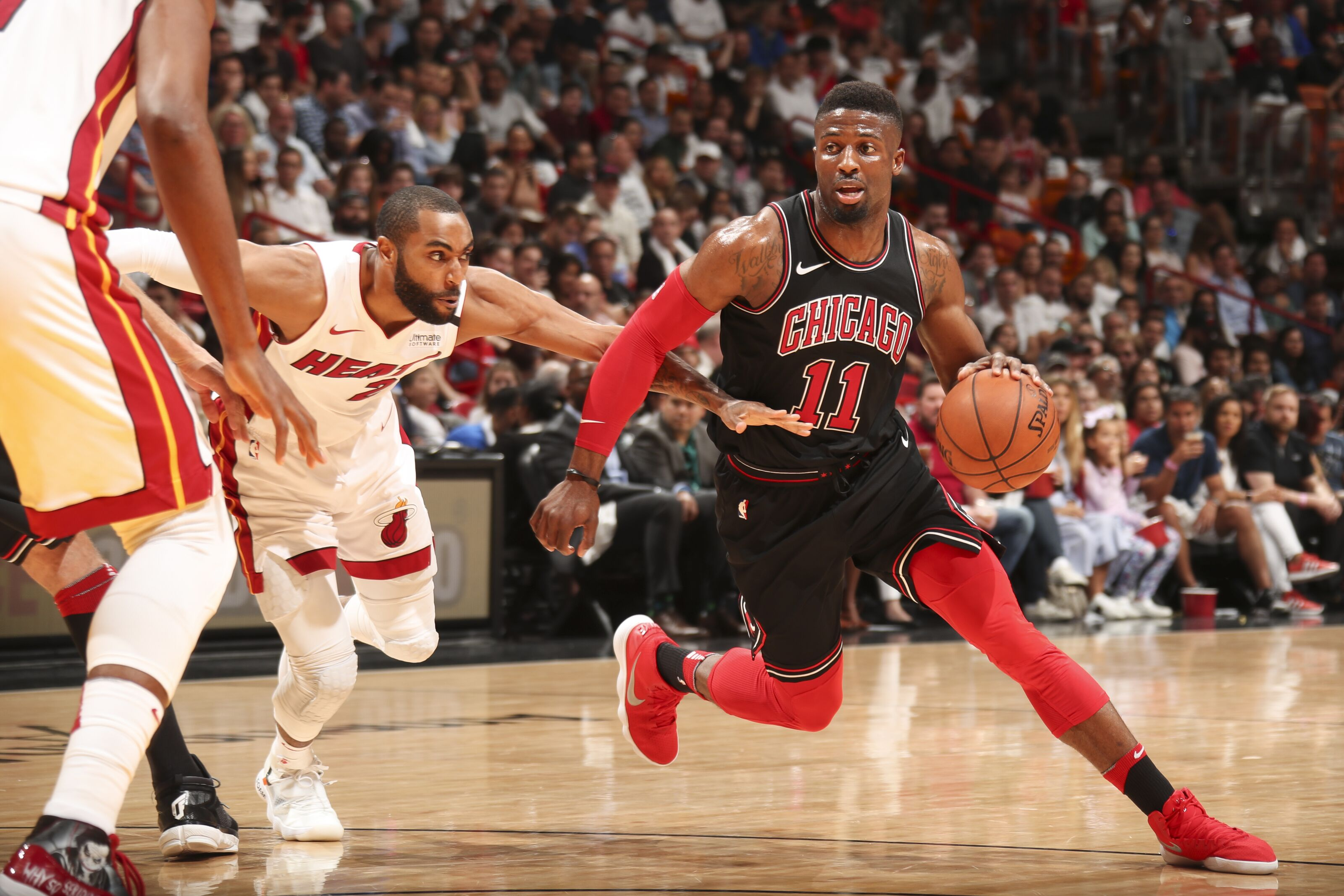 3af9d0db8aa The Chicago Bulls need to make resigning David Nwaba a priority